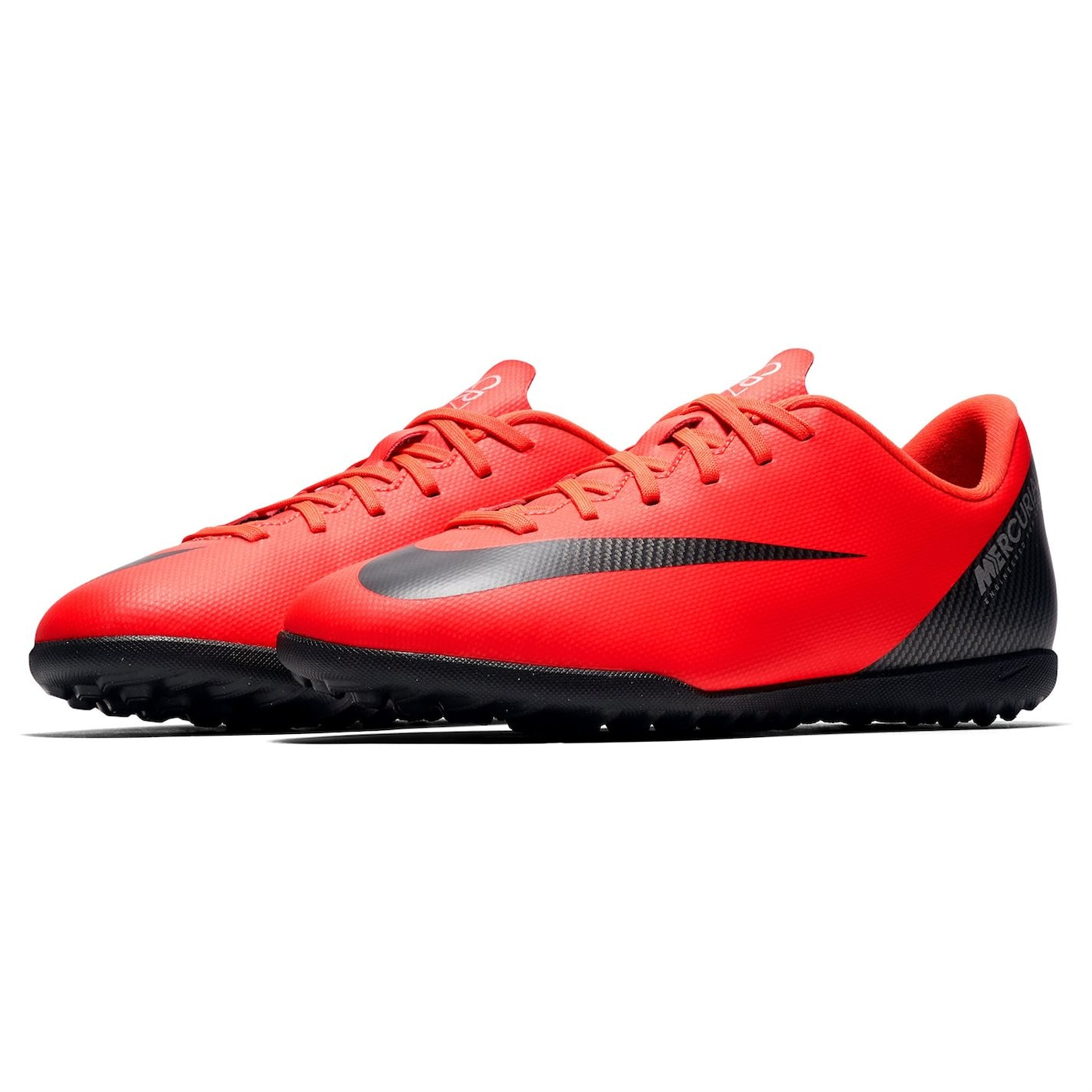 Nike Mercurial Vapor Club CR7 Junior Astro Turf Trainers