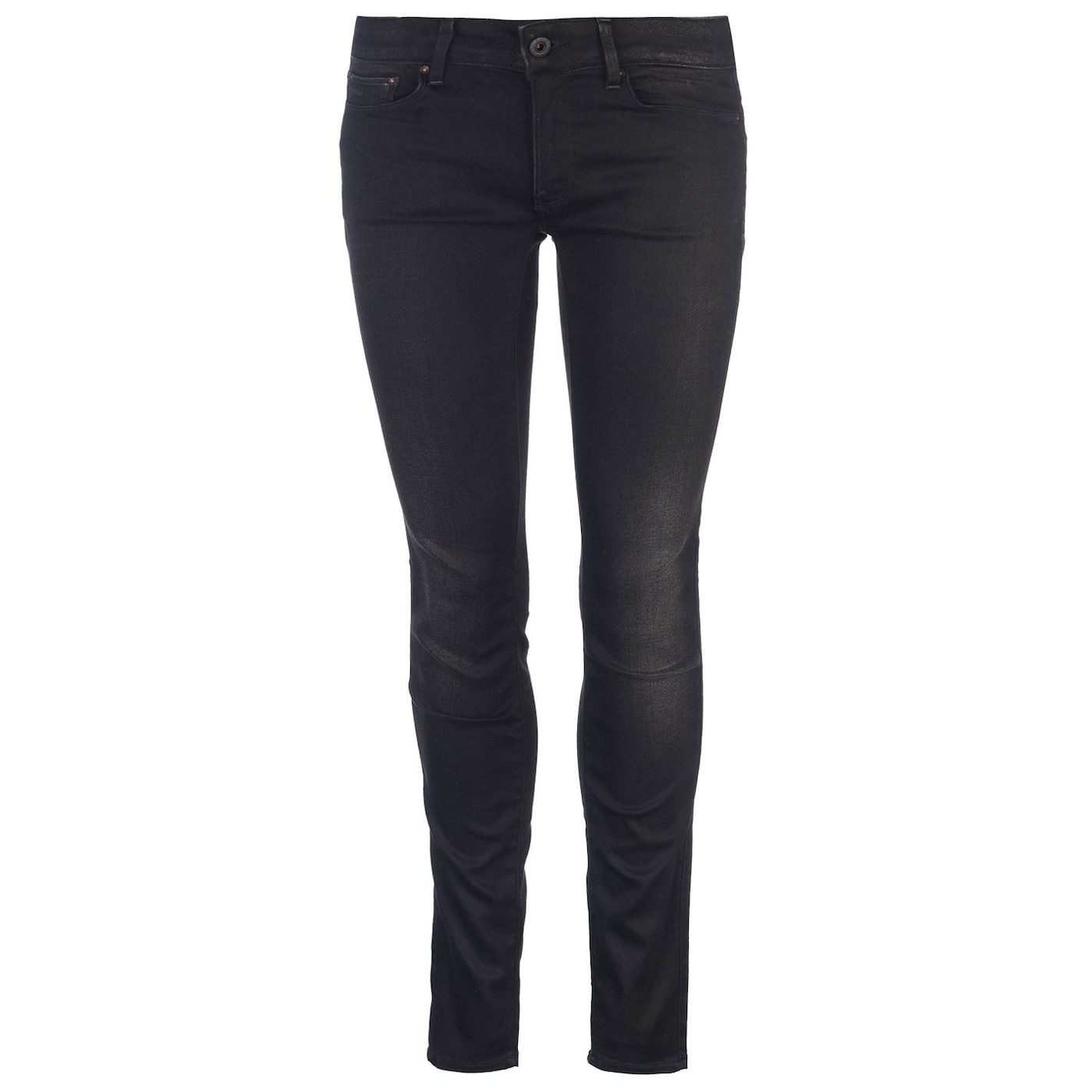 G Star 301 High Skinny Womens Jeans
