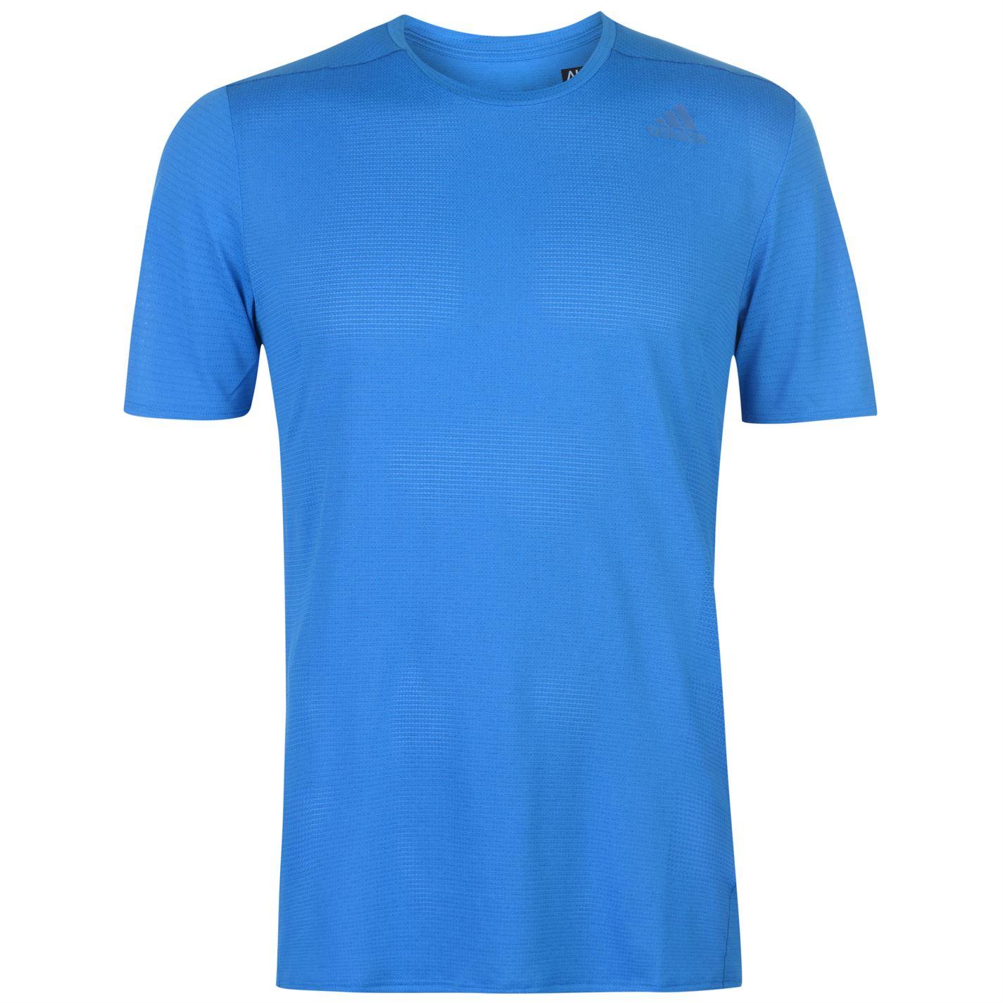 Adidas Supernova Short Sleeve Running T Shirt Mens
