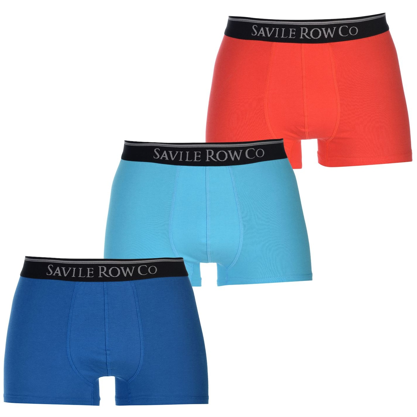 Saville Row PK3 Trunks BX99