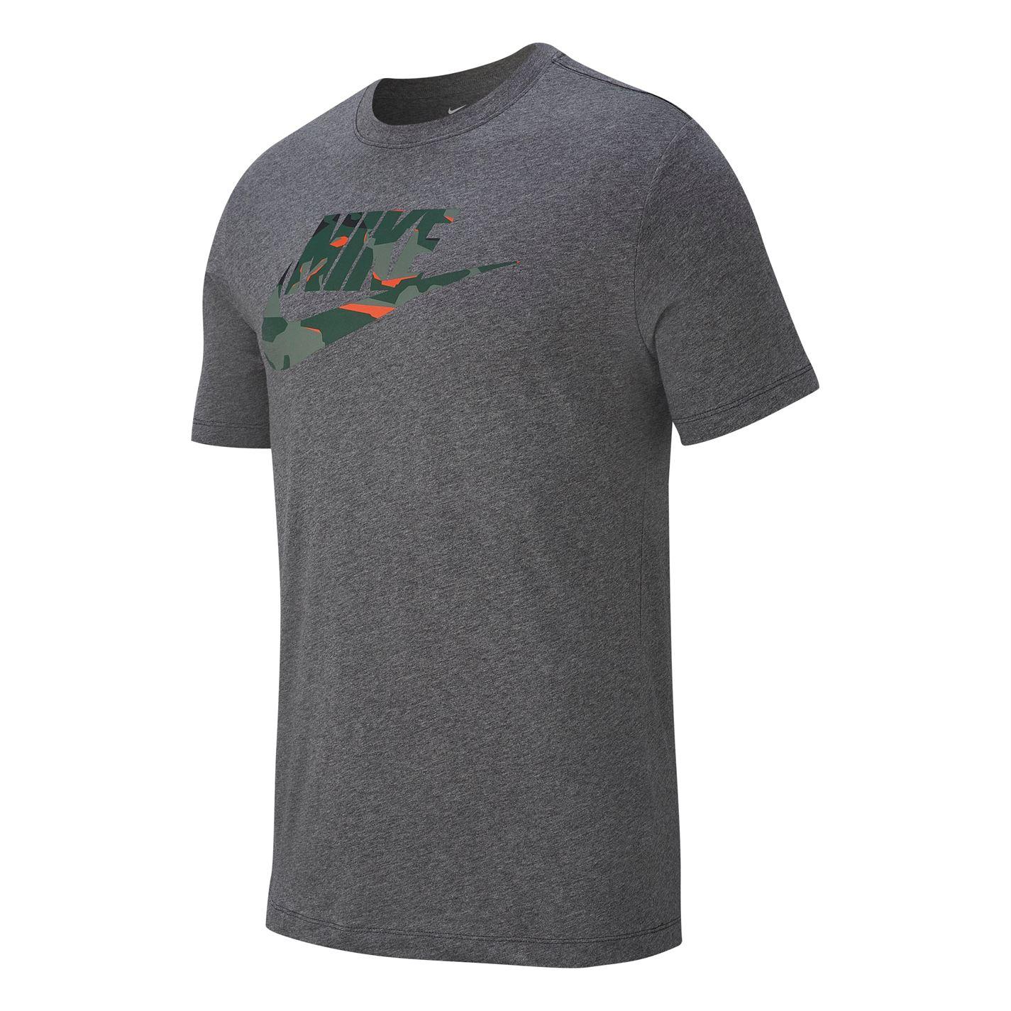 Triko Nike Camo T Shirt pánské