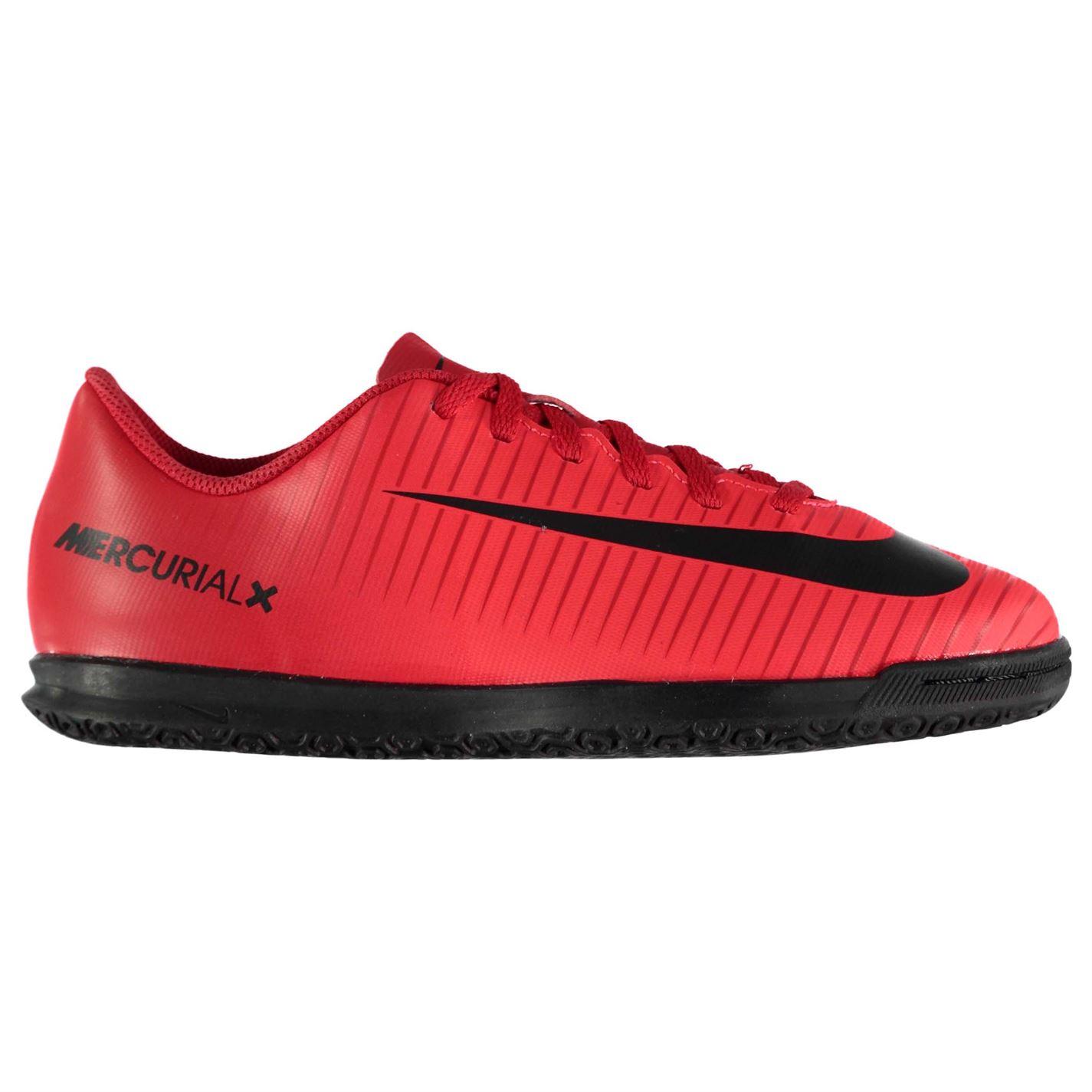 Nike Mercurial Vortex Junior Indoor Football Trainers