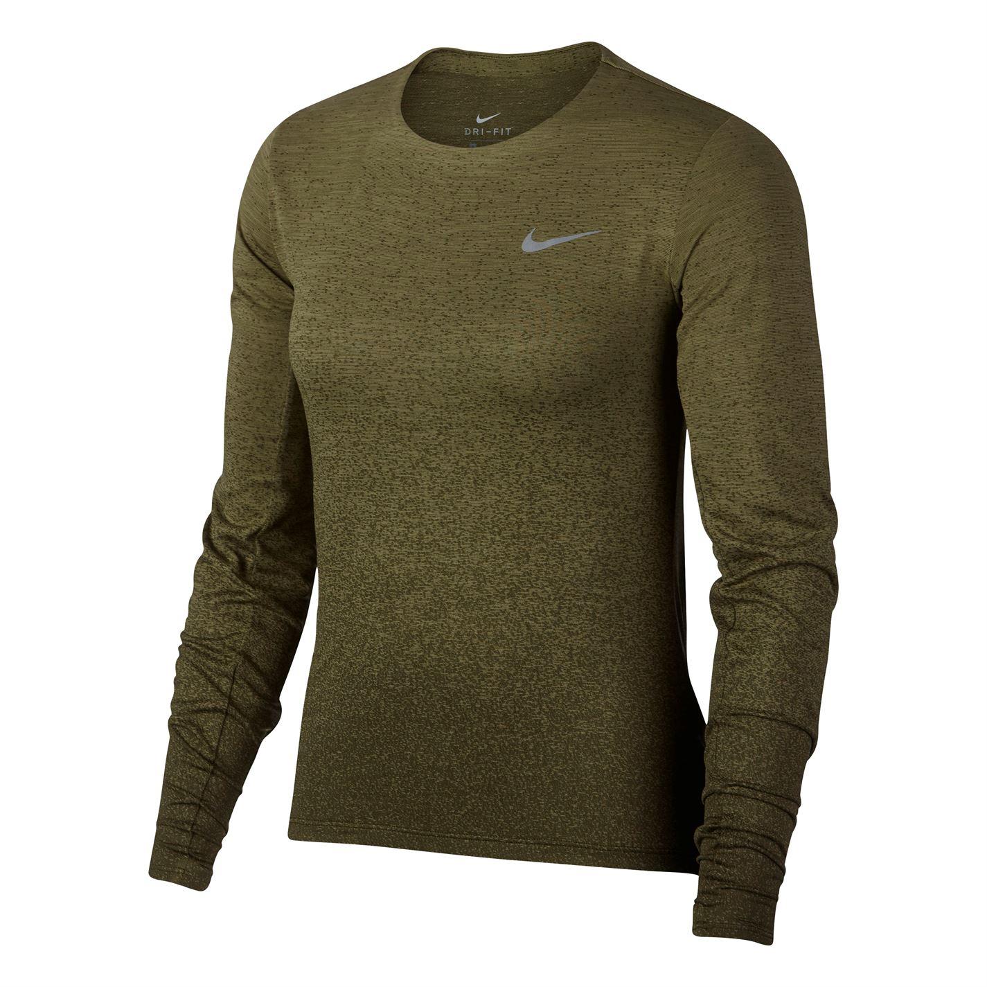 Triko Nike Medalist Long Sleeve Running Top dámské
