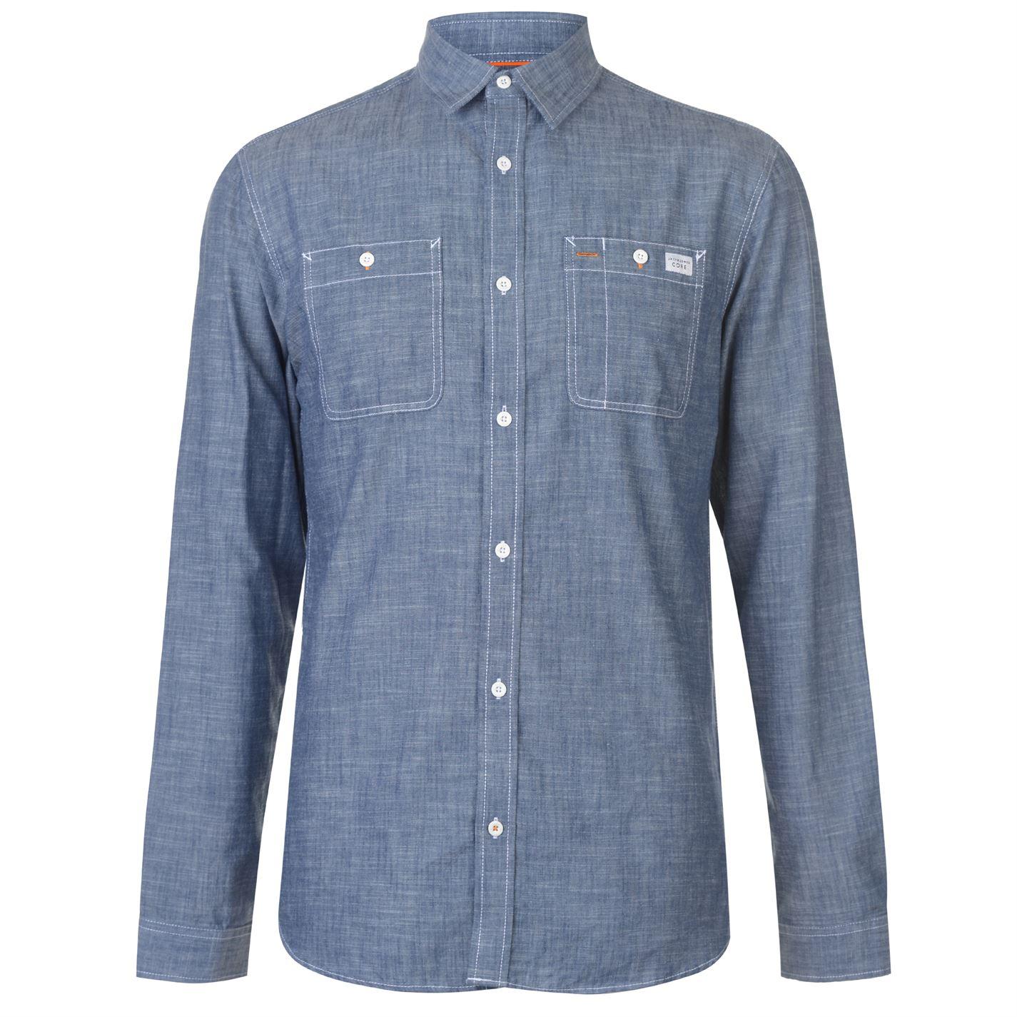 Jack and Jones Core Chicago Long Sleeve Shirt