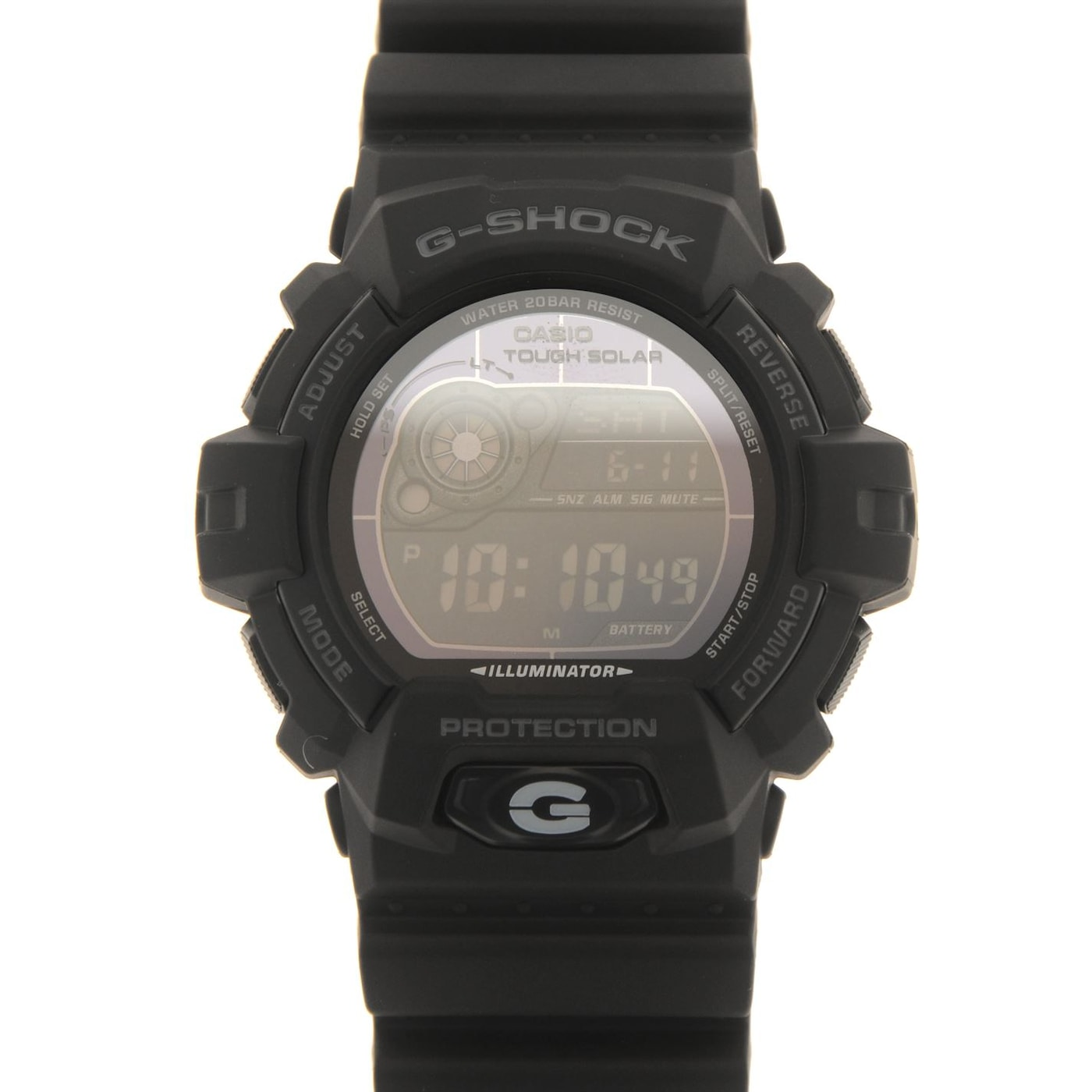 Casio Mens G Shock Alarm Chronograph Watch