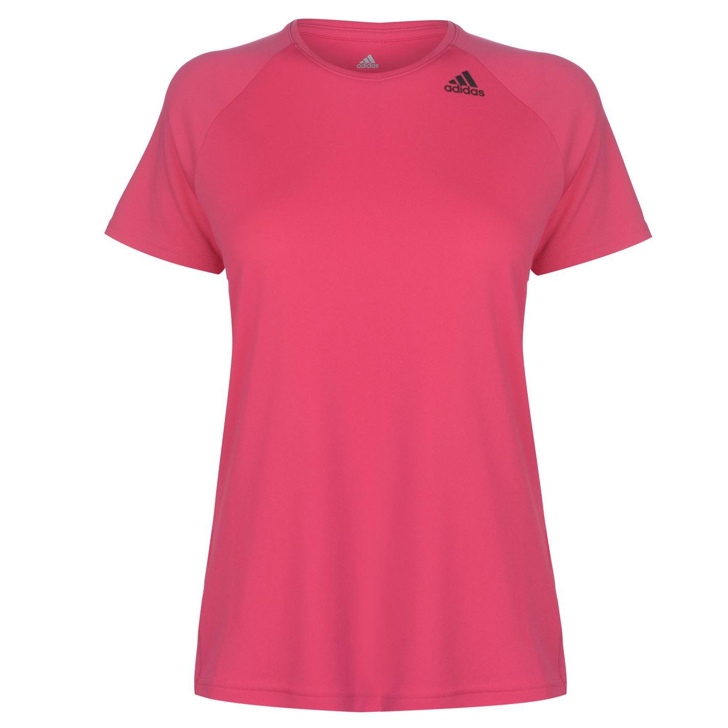 Triko adidas D2M Loose T Shirt dámské