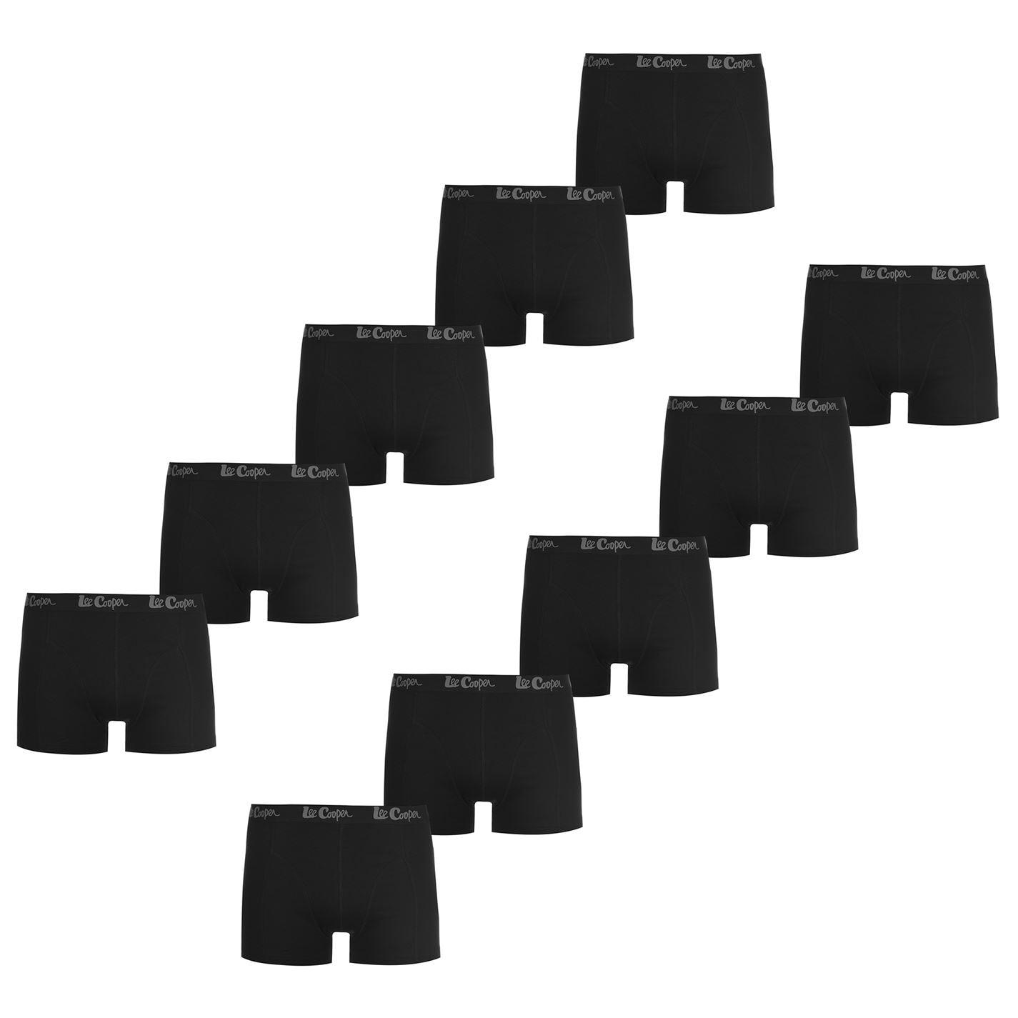 Pánske boxerky Lee Cooper 10 pack