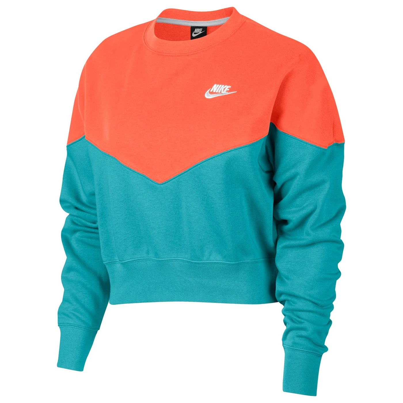 Nike Heritage Sweatshirt Ladies