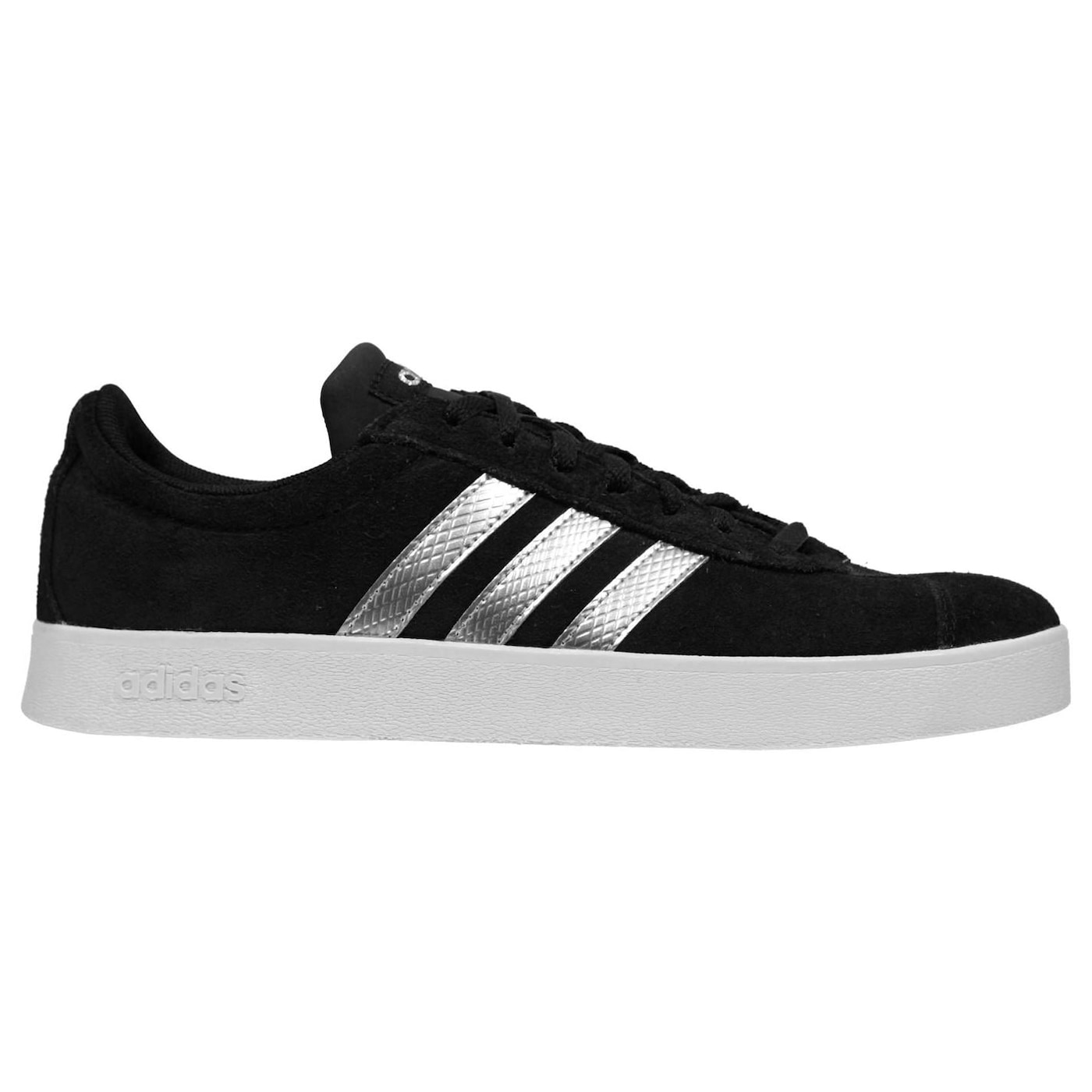 Adidas VL Court Suede Ladies Trainers