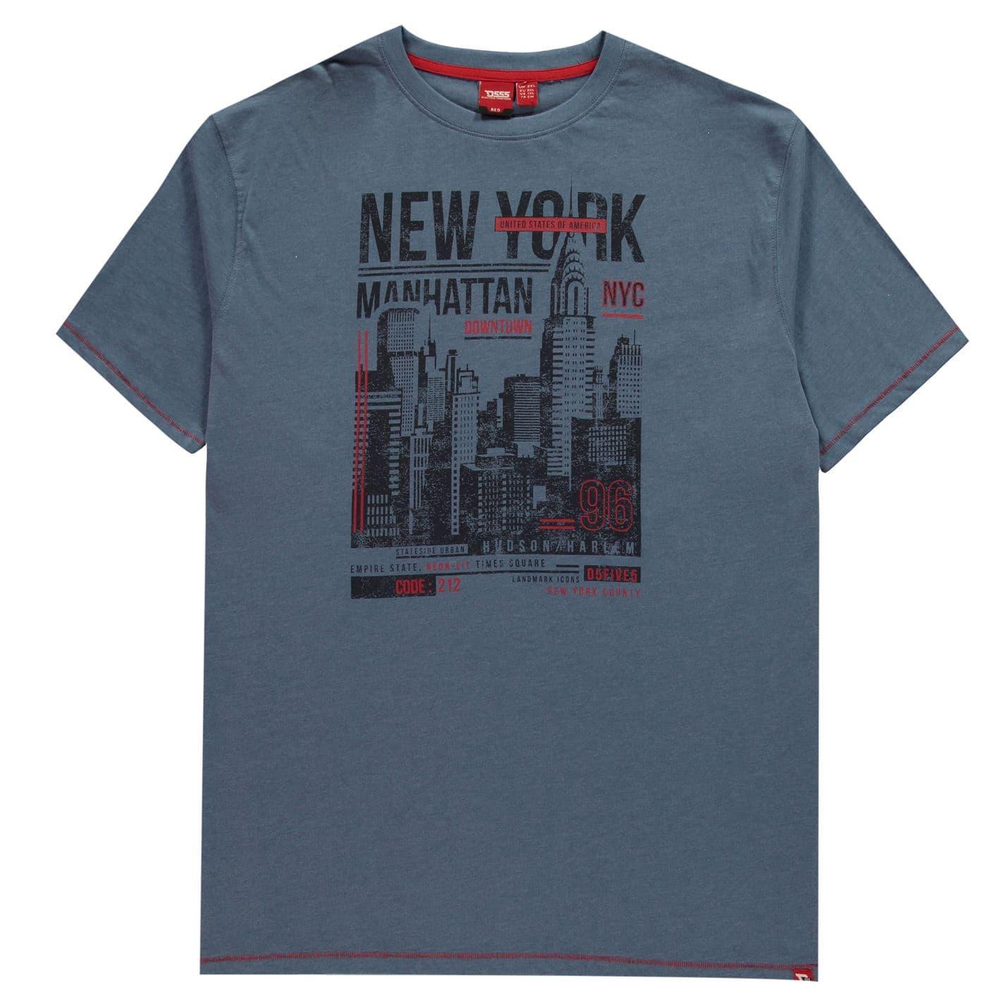 D555 Delta T Shirt