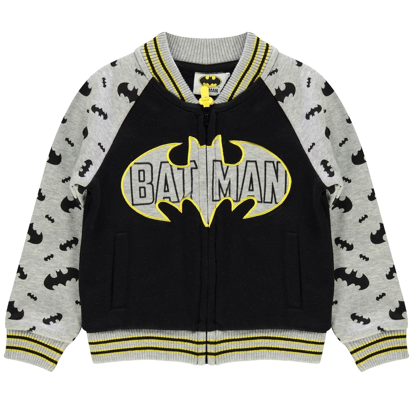 Character Boy's Baseball Jacket