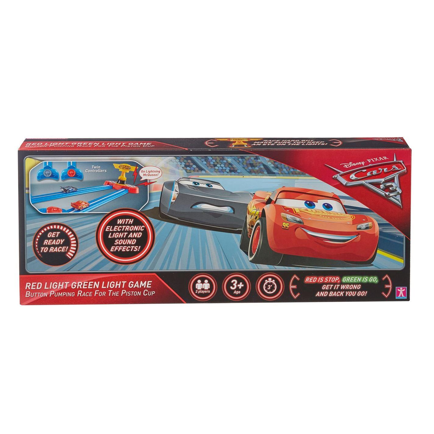 Disney Cars 3 Piston Cup Race Game