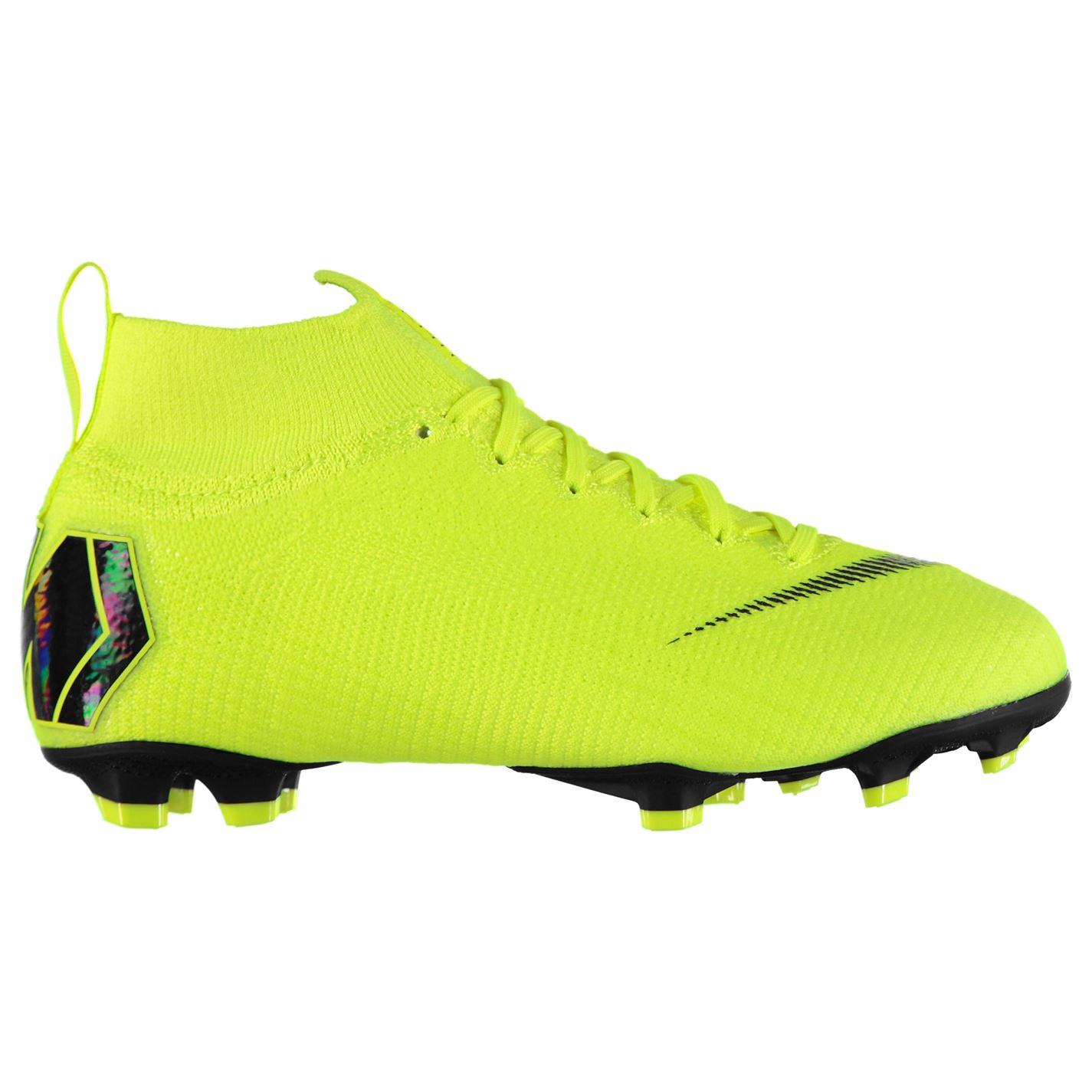 kopačky Nike Mercurial Superfly Elite DF dětské FG