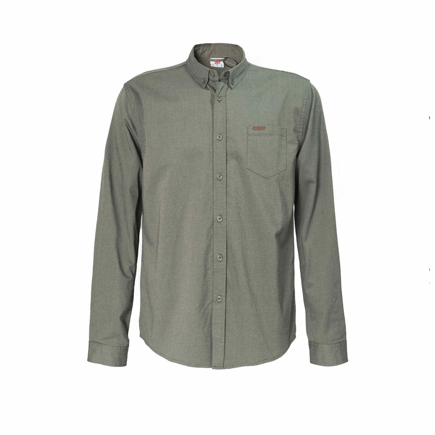 Lee Cooper Cotton Twill Shirt Mens