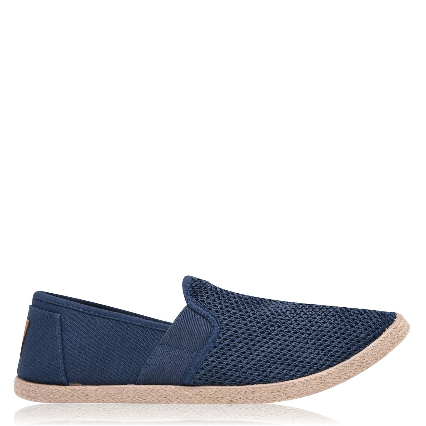 Jack and Jones Spider Herringbone Canvas Shoes