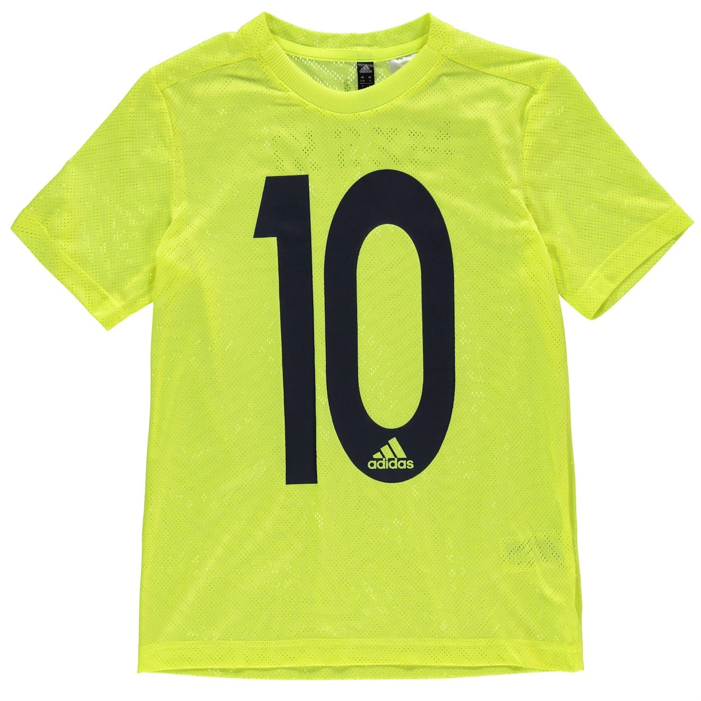 Adidas Messi Icon T Shirt Junior Boys