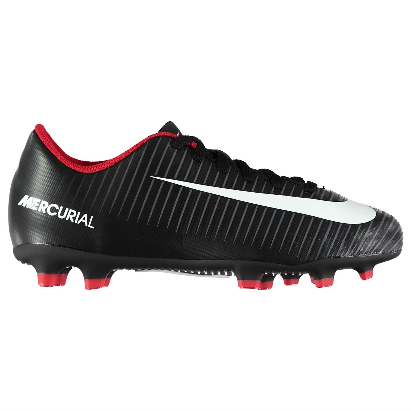Nike Mercurial Vortex FG Football Boots Junior Boys