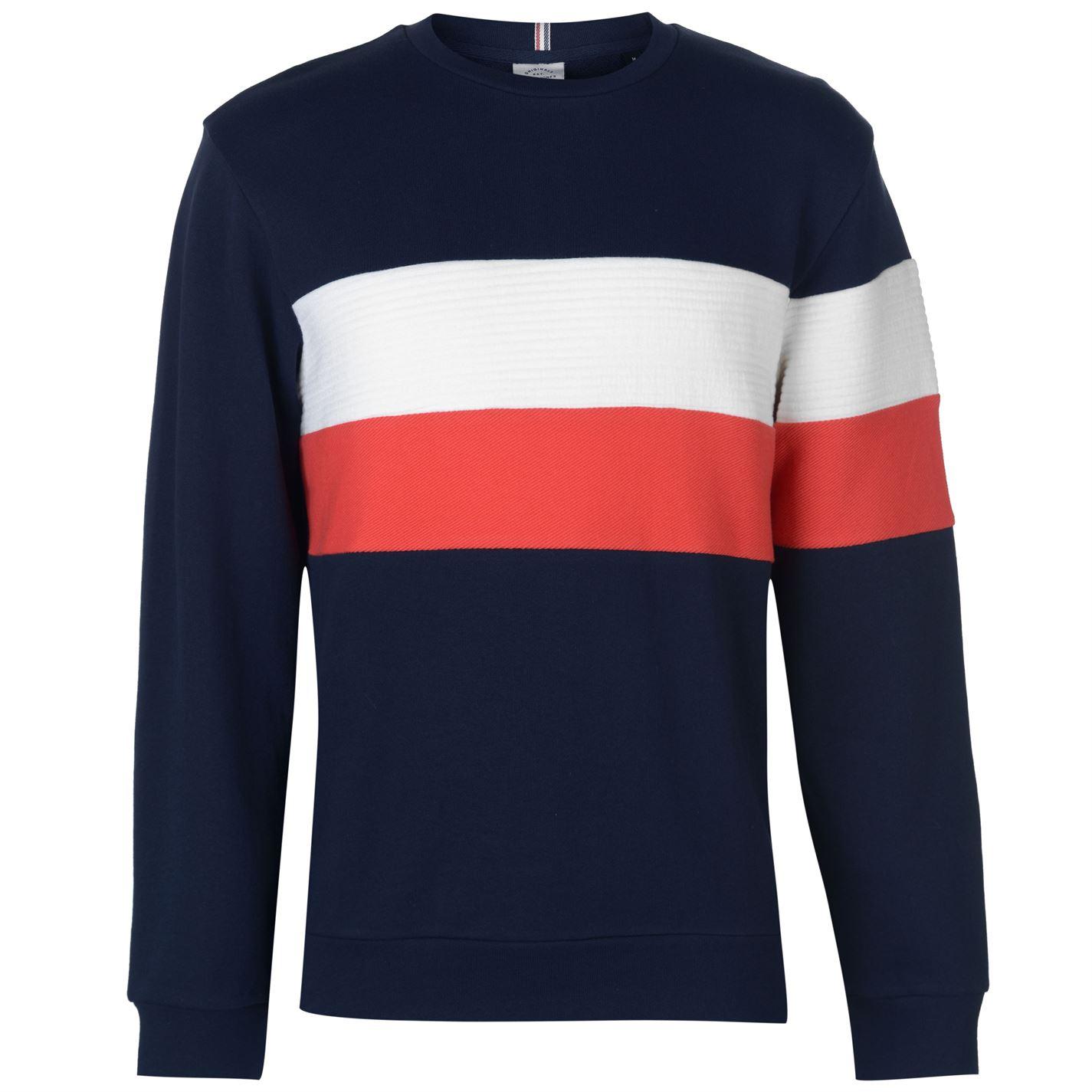 Jack and Jones Originals Blocko Sweatshirt