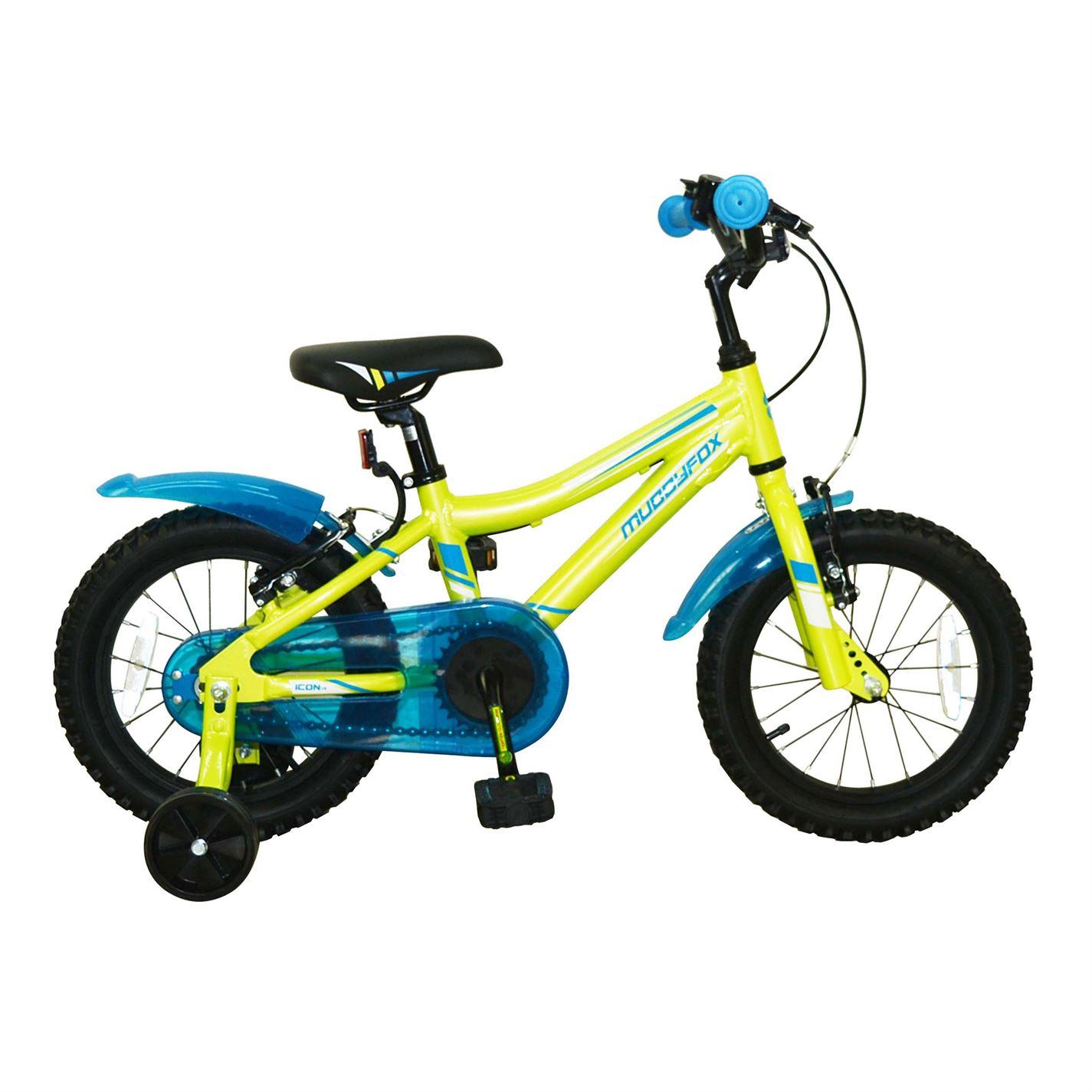 Muddyfox Icon 14 Inch Bike Boys