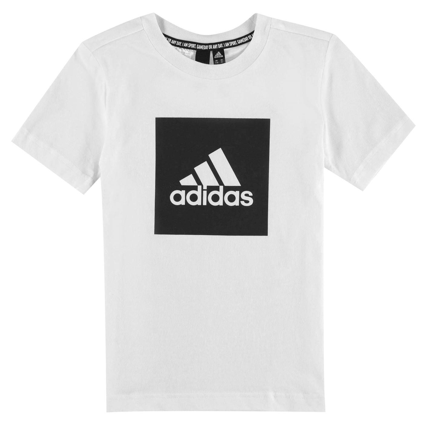Adidas BOS T Shirt Junior