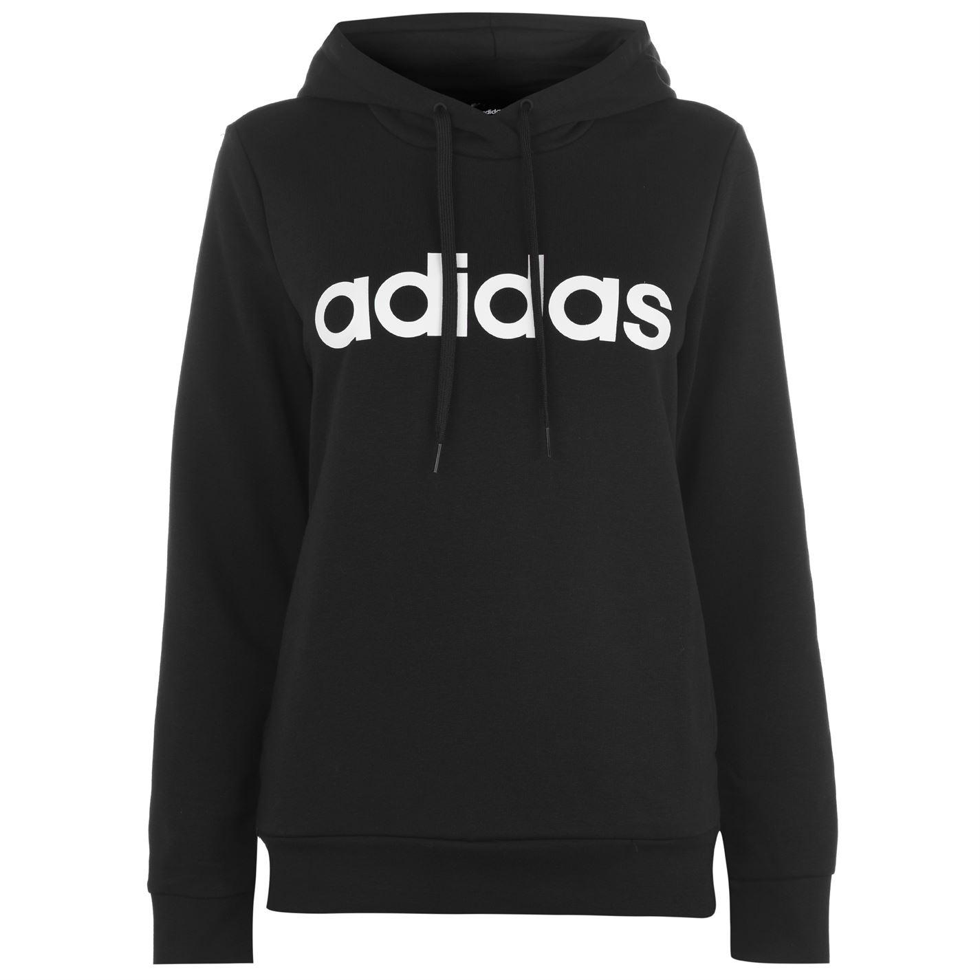 Adidas Linear OTH Hoodie Ladies