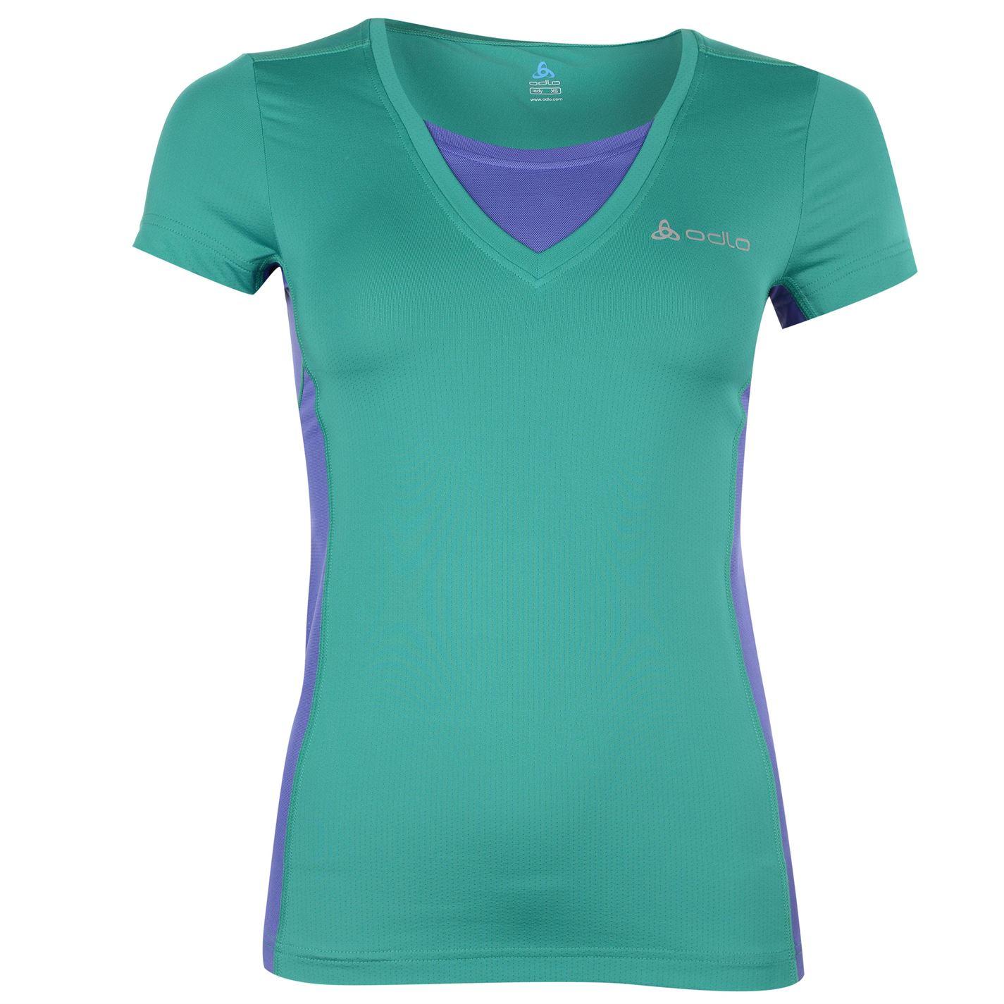 Odlo Kimber Ladies Short Sleeved Ladies T Shirt