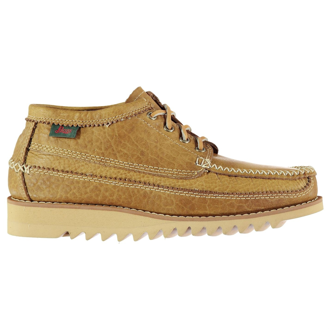 Bass Weejuns Lyndon Mid Bison Boots