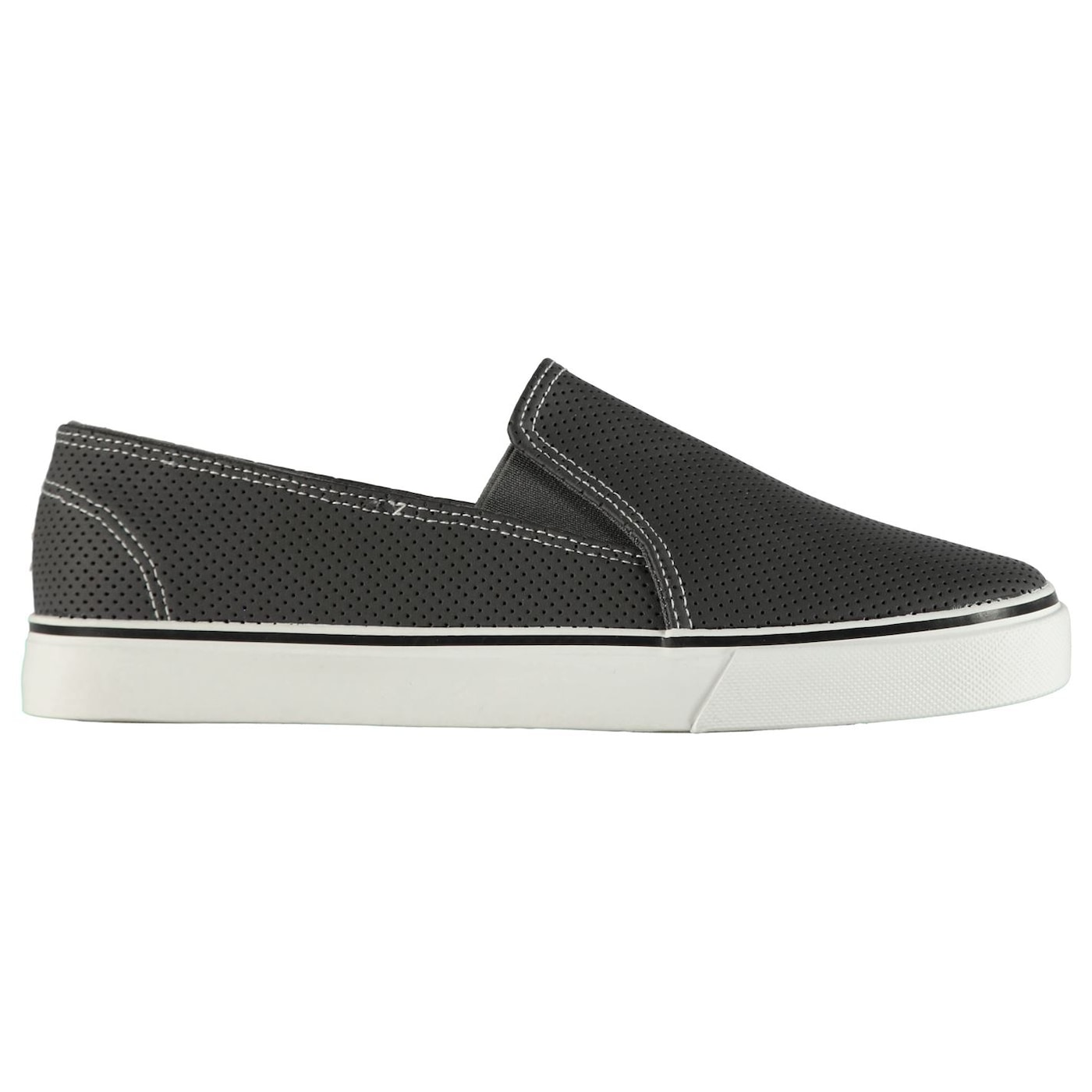 Lee Cooper Perforated Shoes Mens