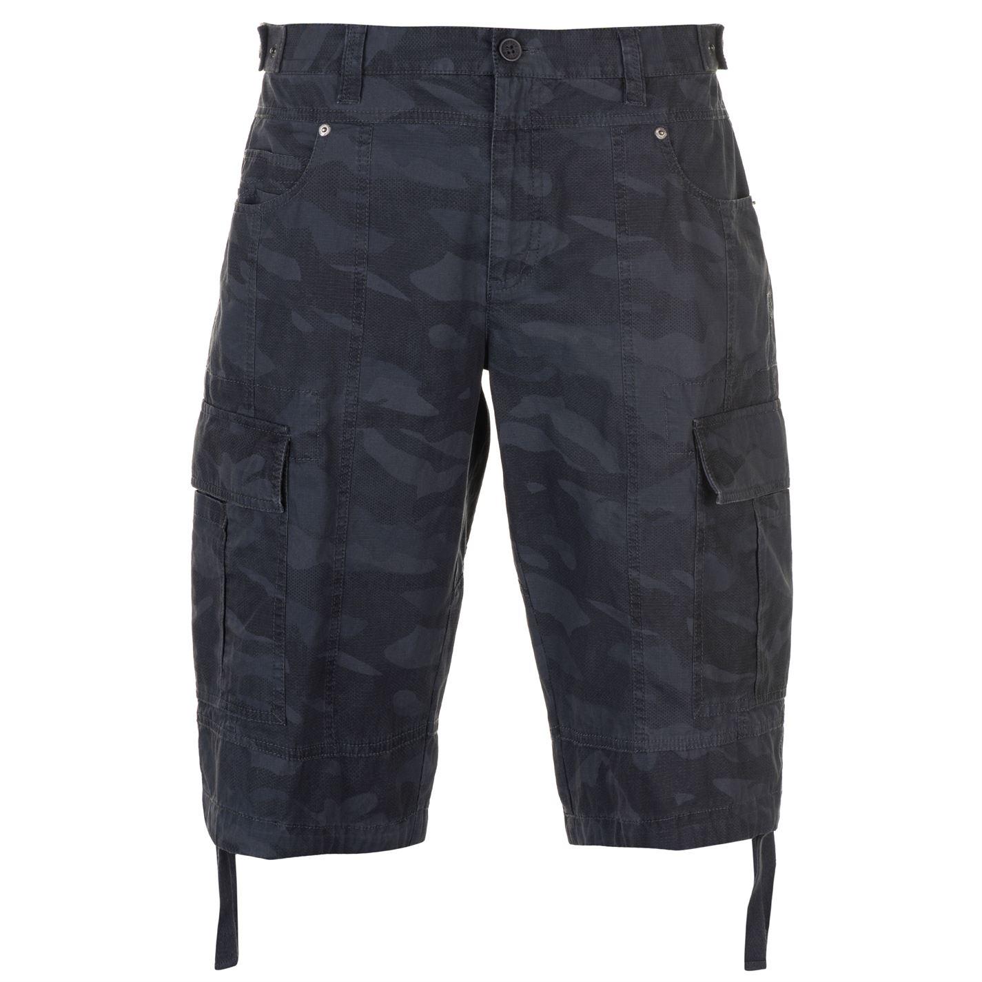 Firetrap Cargo Shorts Mens