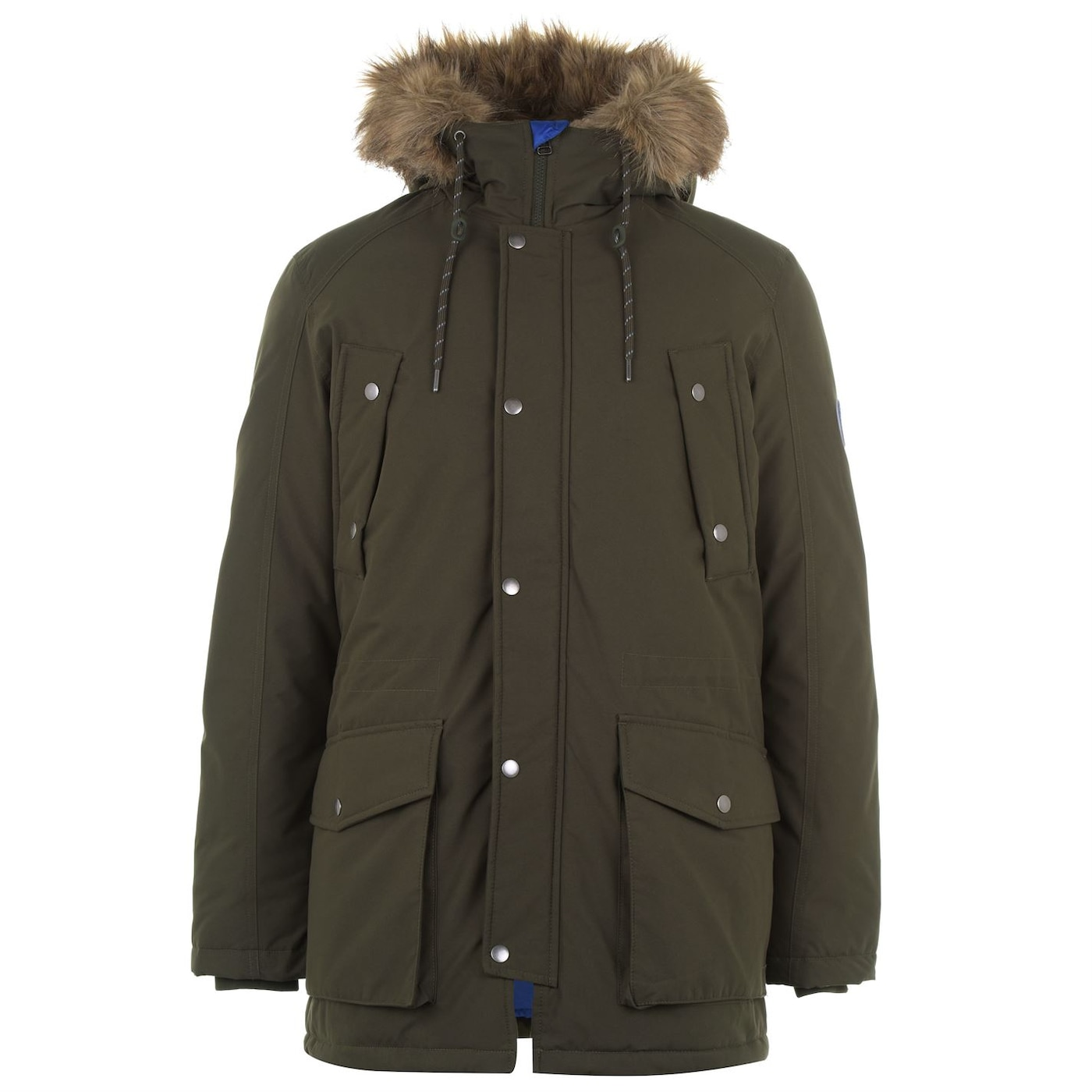 Jack and Jones Explore Parka Mens