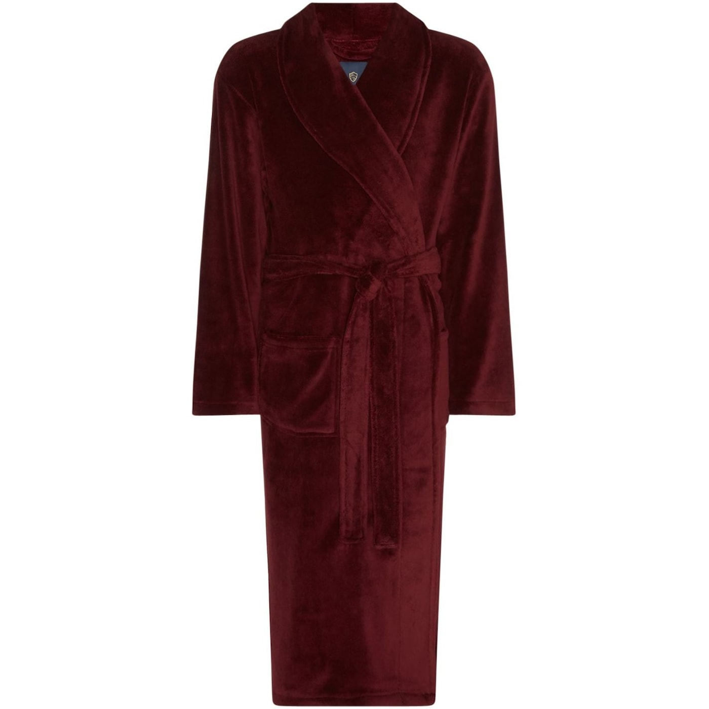 Howick Solid Fleece Dressing Gown