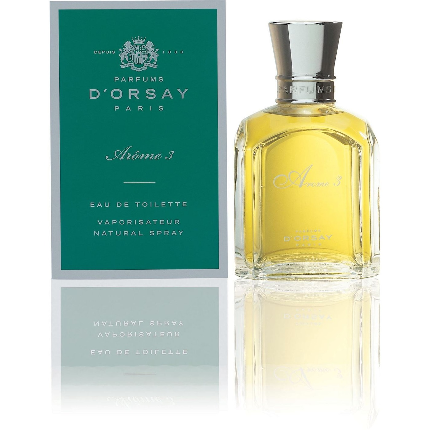 Parfums DOrsay Arome 3 Eau de Toilette 50ml