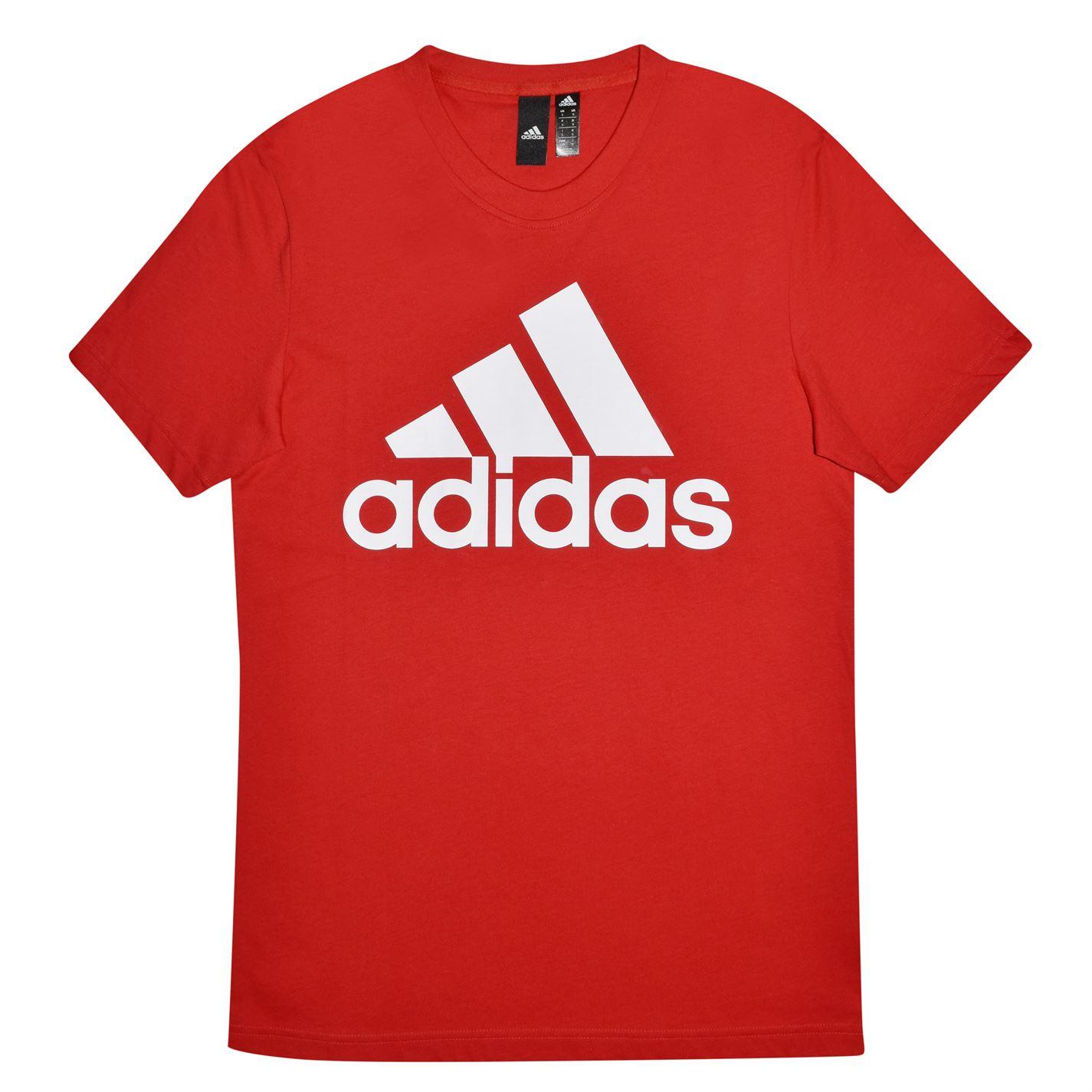 Adidas Essential Linear T-Shirt Mens
