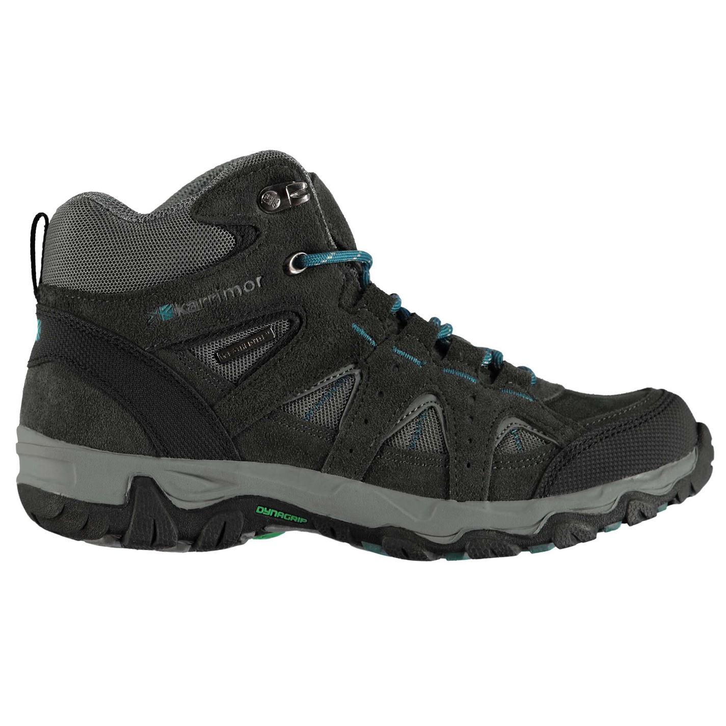 Karrimor Mount Mid Junior Walking Shoes
