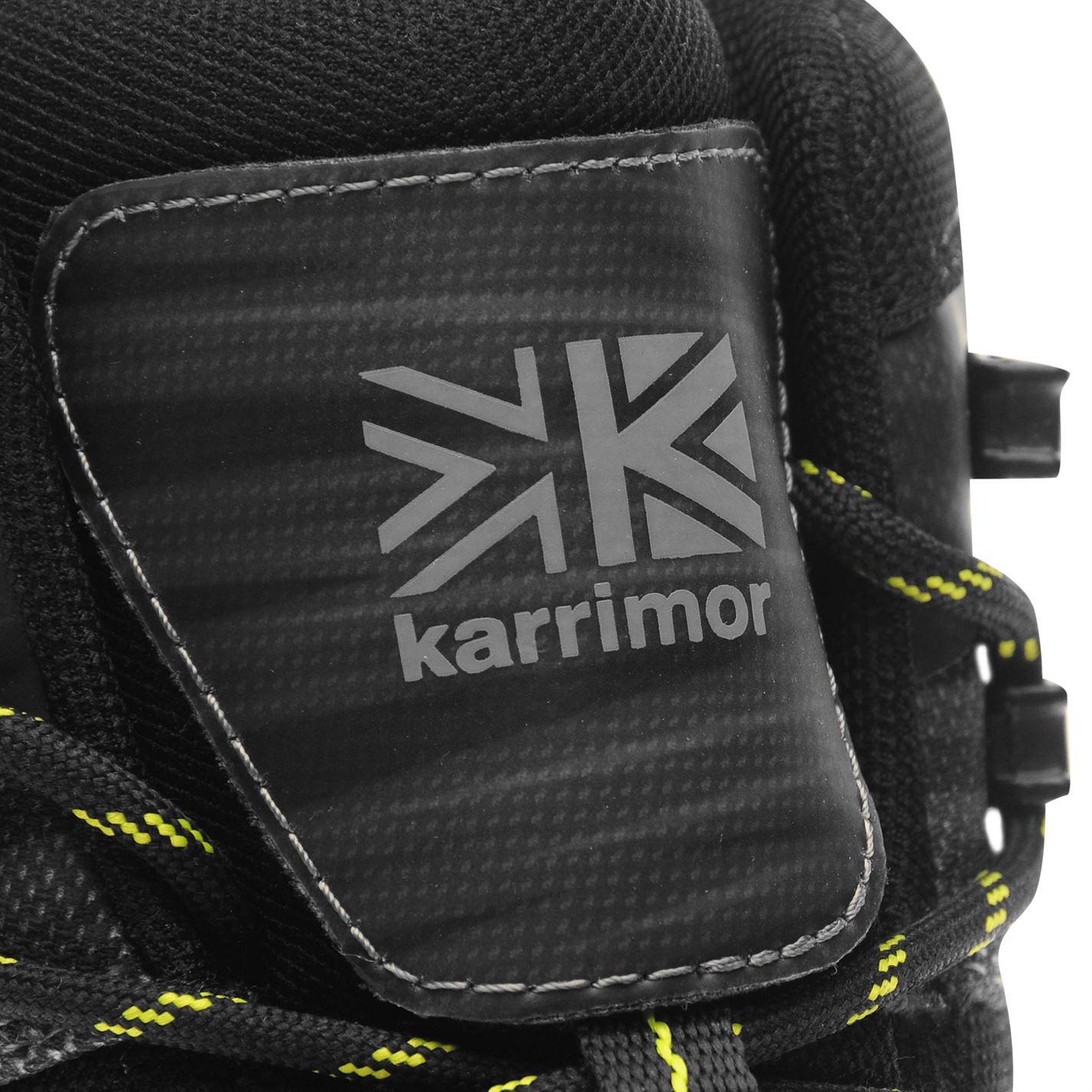 Pánske outdoorové topánky Karrimor Tiger