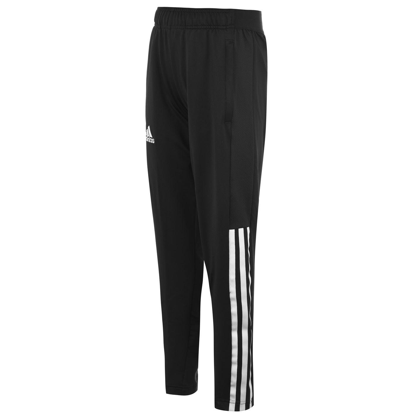 Adidas Climalite Pro Tracksuit Bottoms Boys