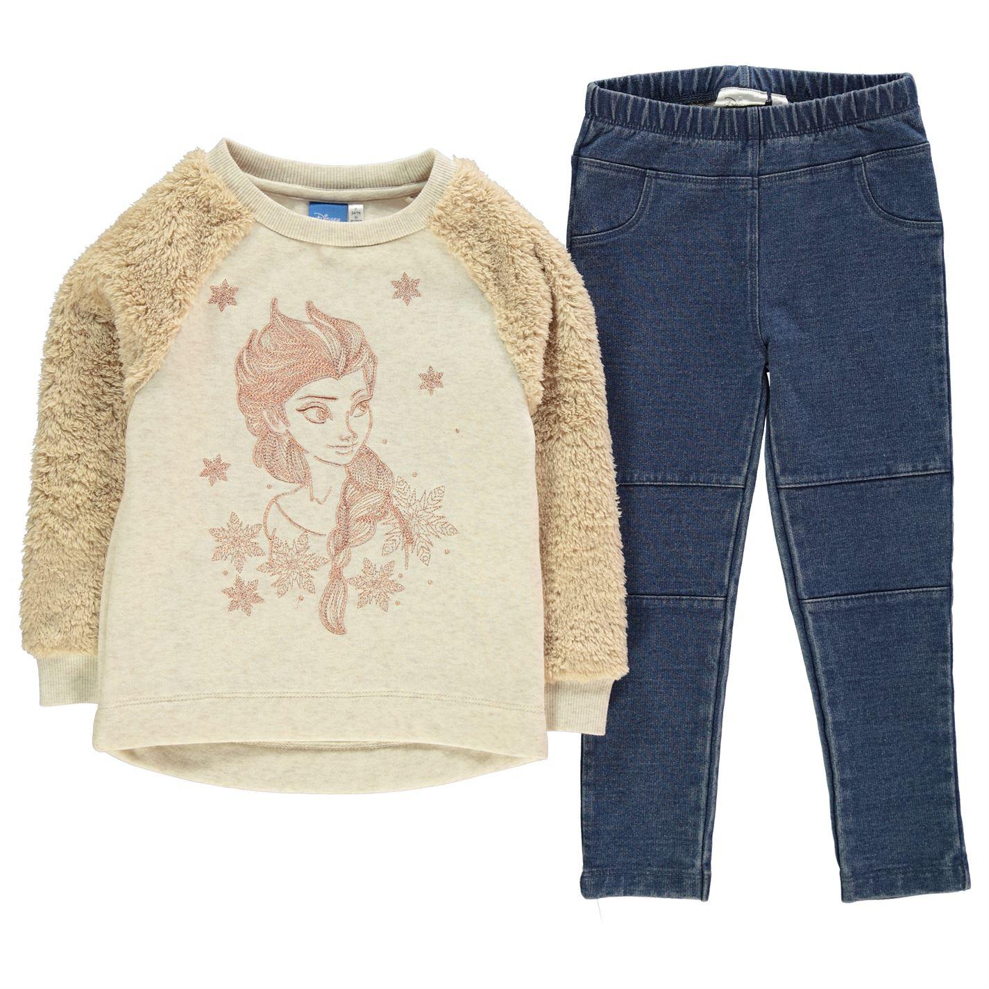 Character 2 Piece Jeggings Set Infant Girls