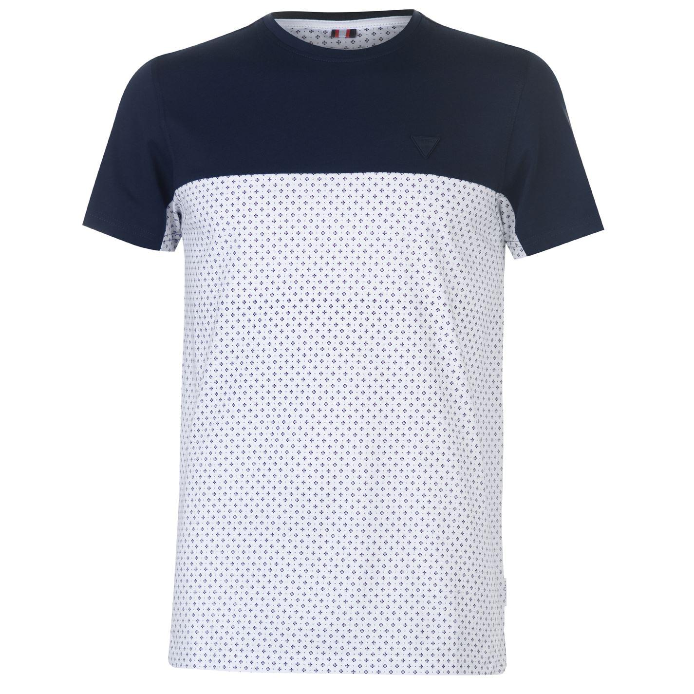 Triko Soviet Panel Print T Shirt