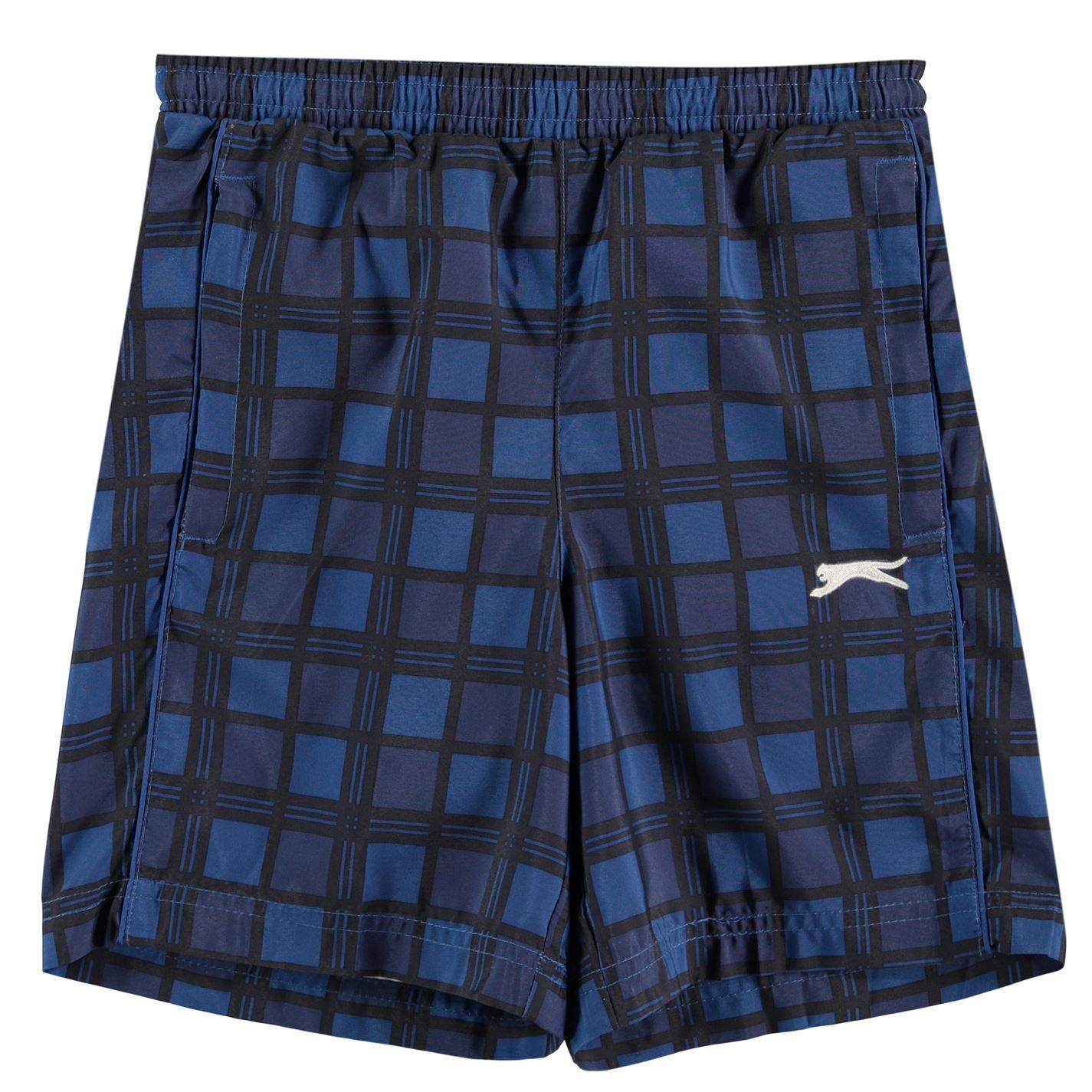 Slazenger Junior Boys Graph Shorts