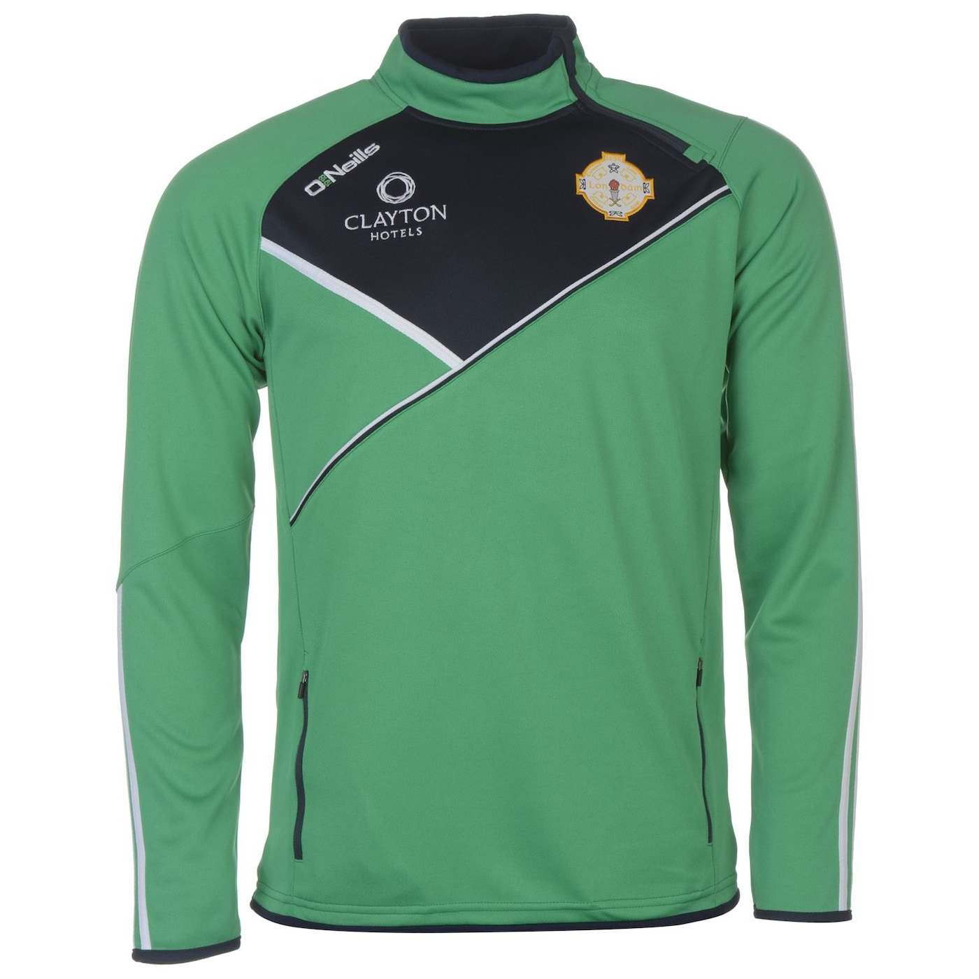 ONeills London GAA Side Zip Top Mens