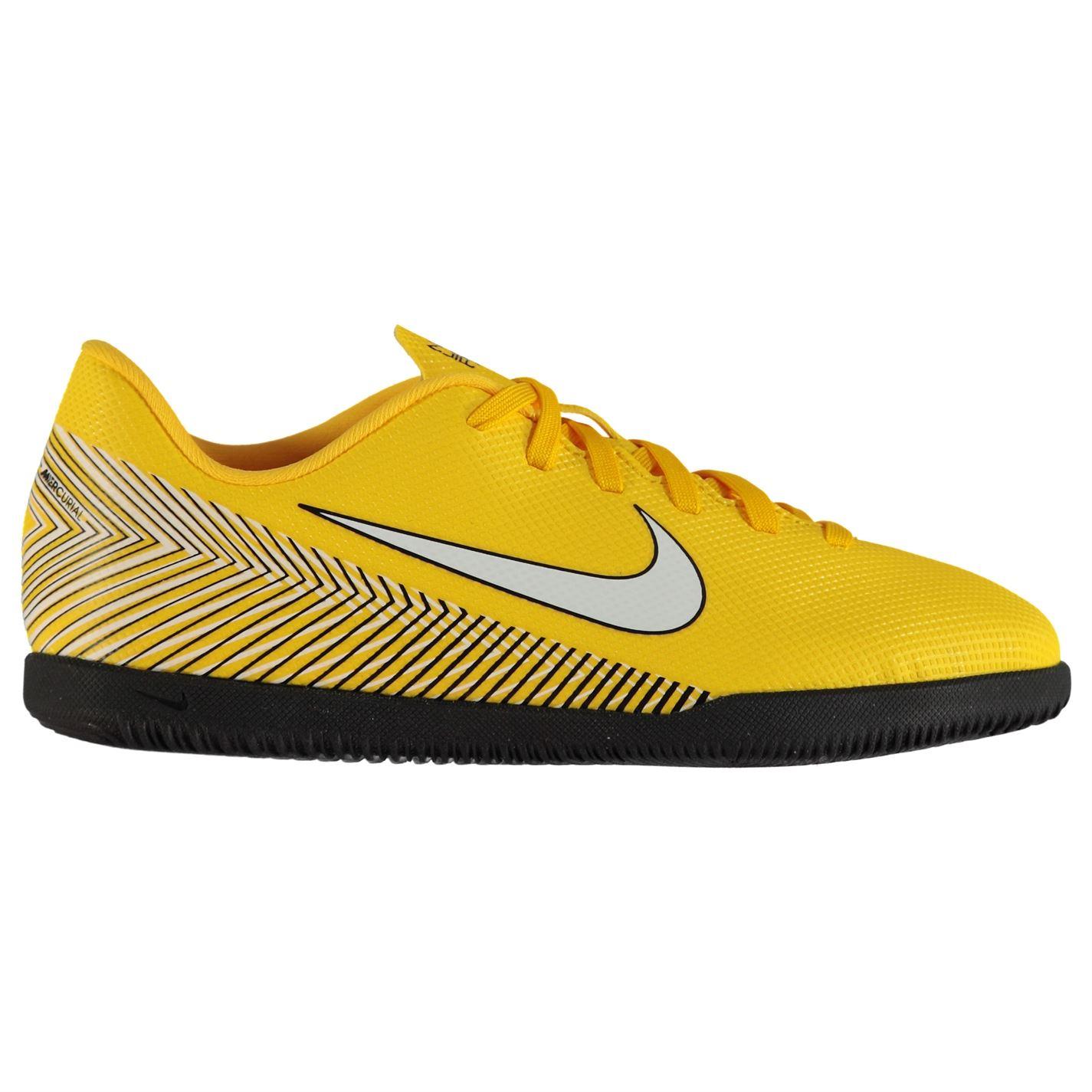 Nike Mercurial Vapor Club Neymar Jr dětské Indoor Football Trainers