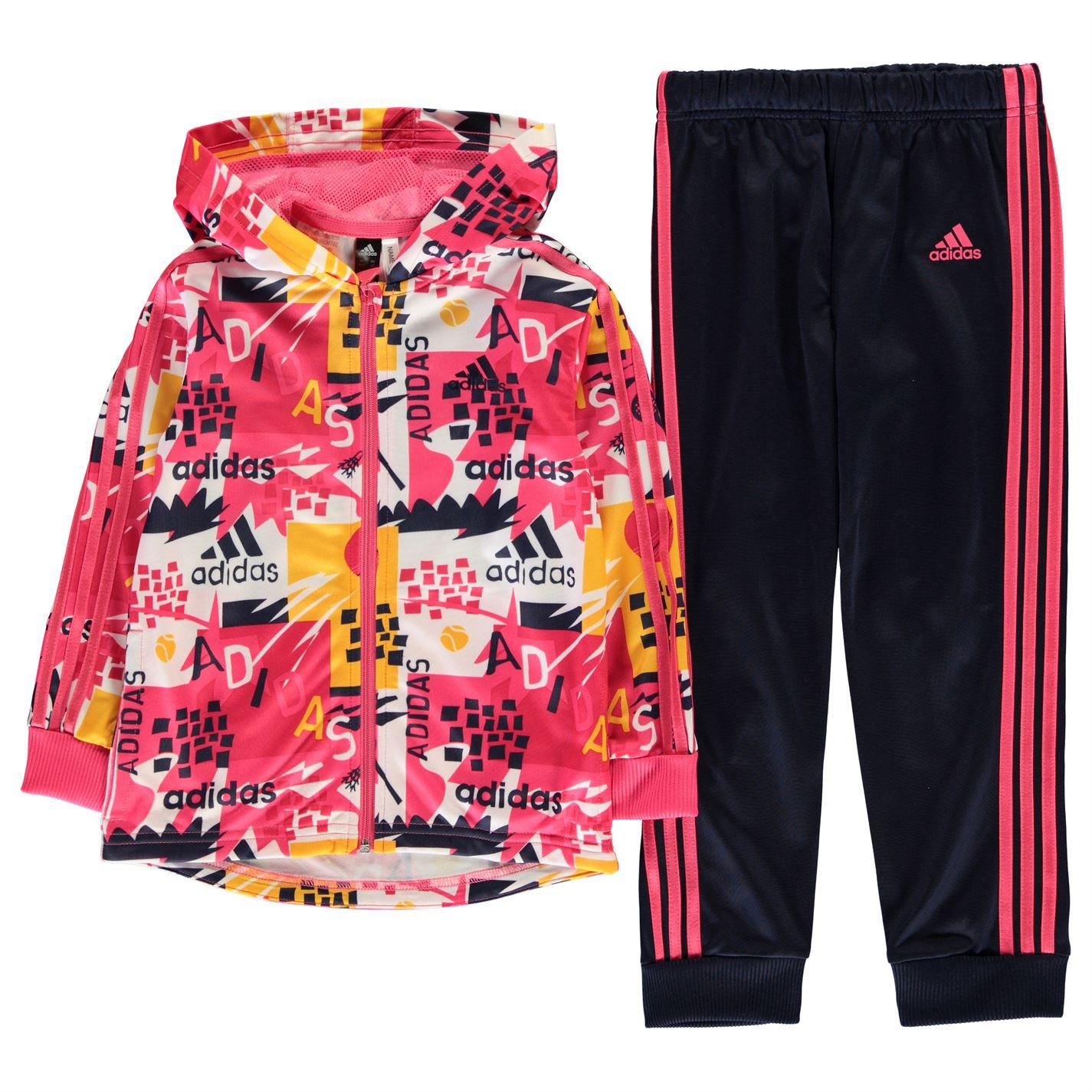 Adidas Shiny FZ Hood In93