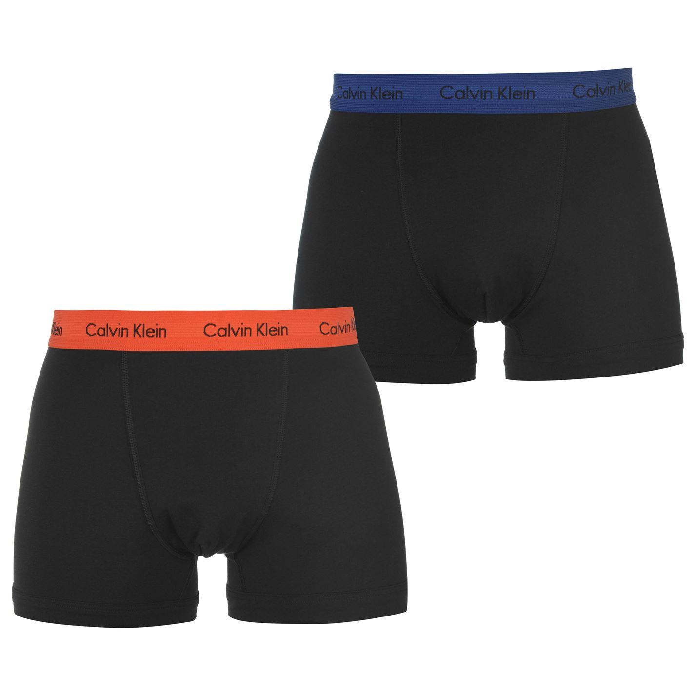 Calvin Klein Underwear 2 Pack Cotton Stretch Underwear