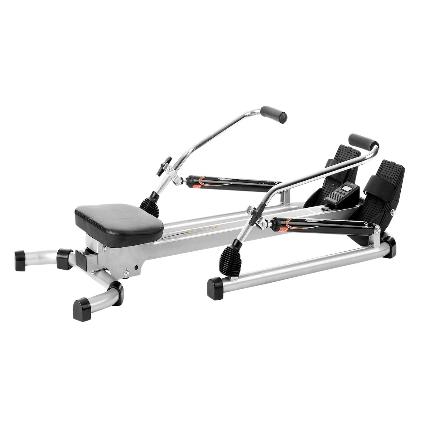 V Fit Fit-Start Dual Hydraulic Rowing Machine