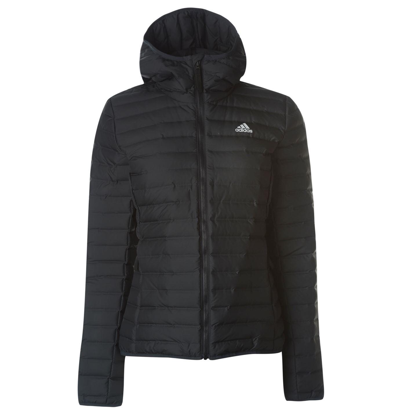 Adidas Varilite Hooded Jacket Ladies