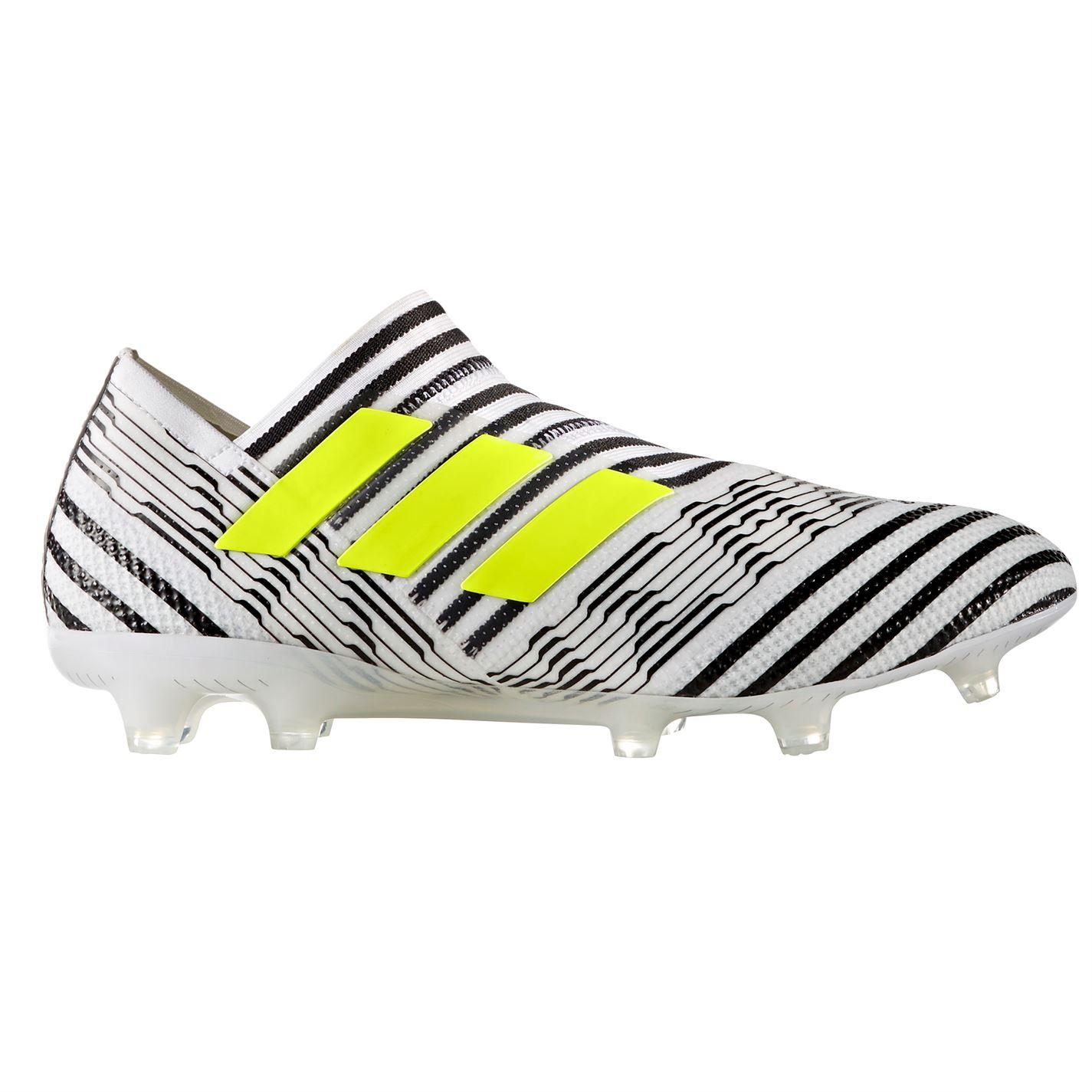 Adidas Nemeziz 17 Plus 360 Agility Pure FG Mens Laceless Football Boots