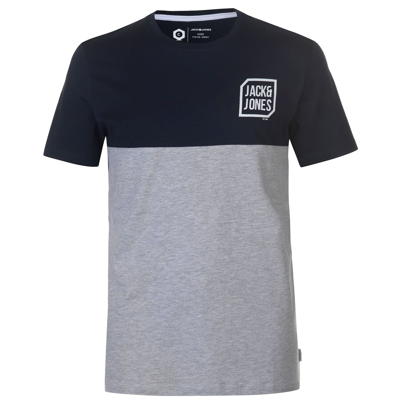 Triko Jack and Jones Core Tern T Shirt pánské