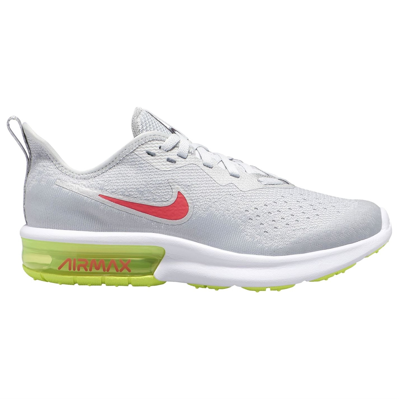 Nike Air Max Sequent 4 Junior Boys Trainers