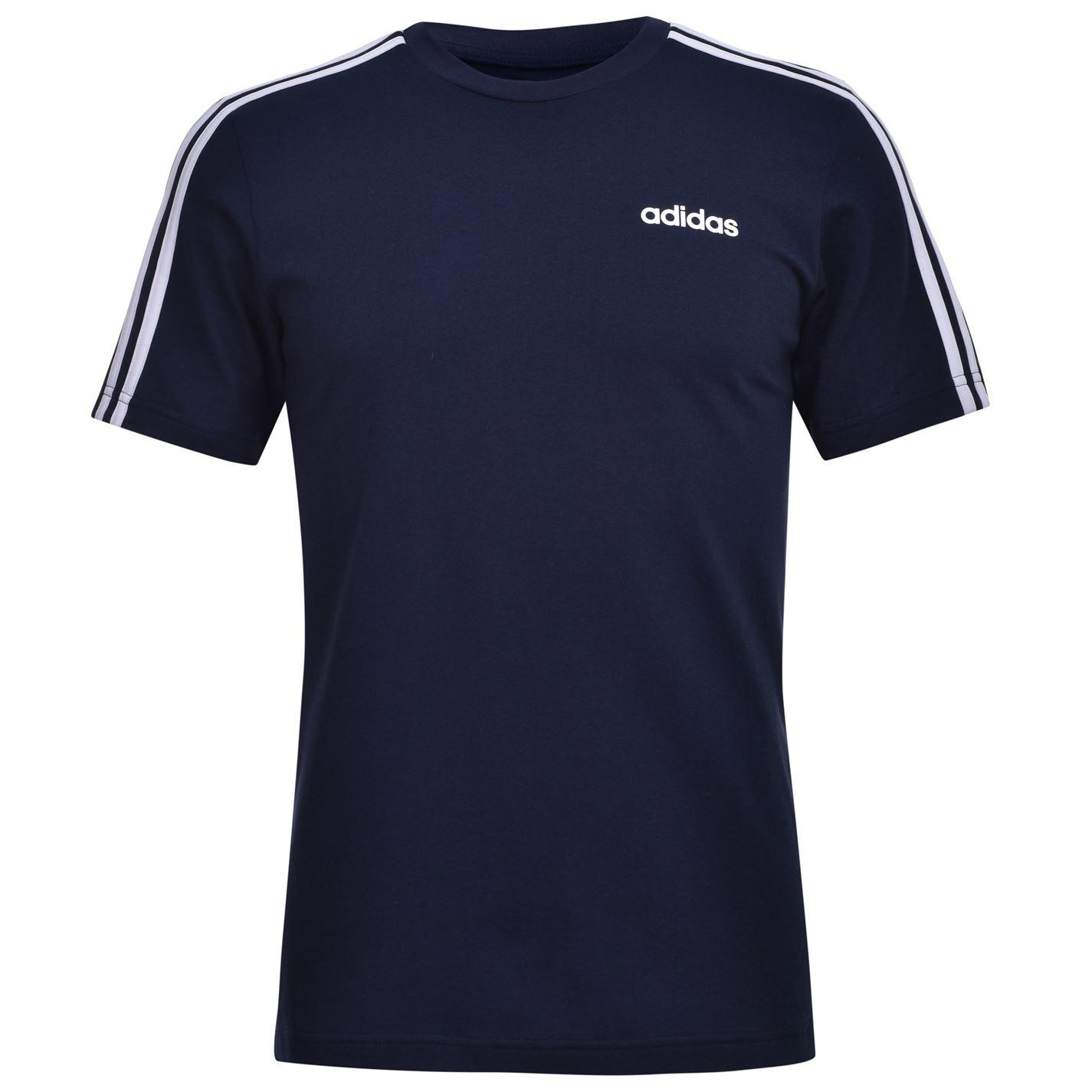 Adidas Essentials 3-Stripes Mens T-Shirt