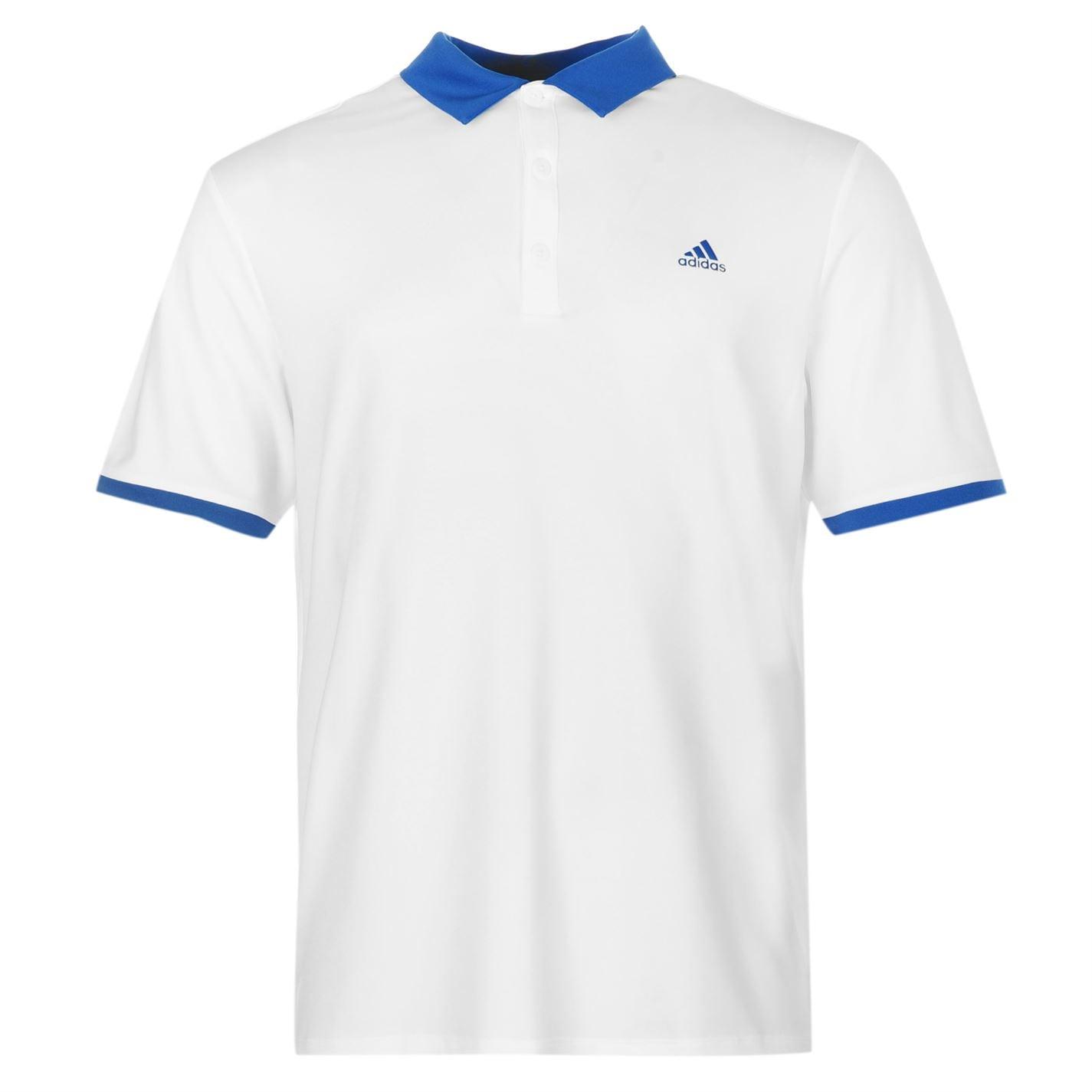 Adidas Pique Golf Polo Mens